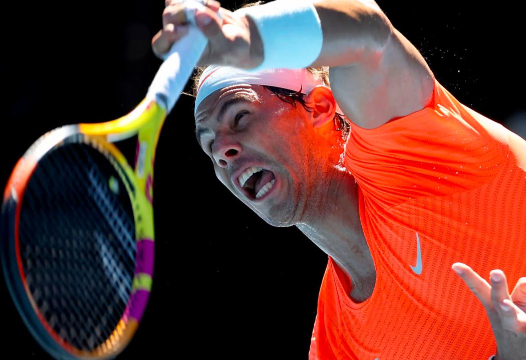 Open d'Australie : Nadal, le dos a tenu, le fauve est lancé - Le Figaro