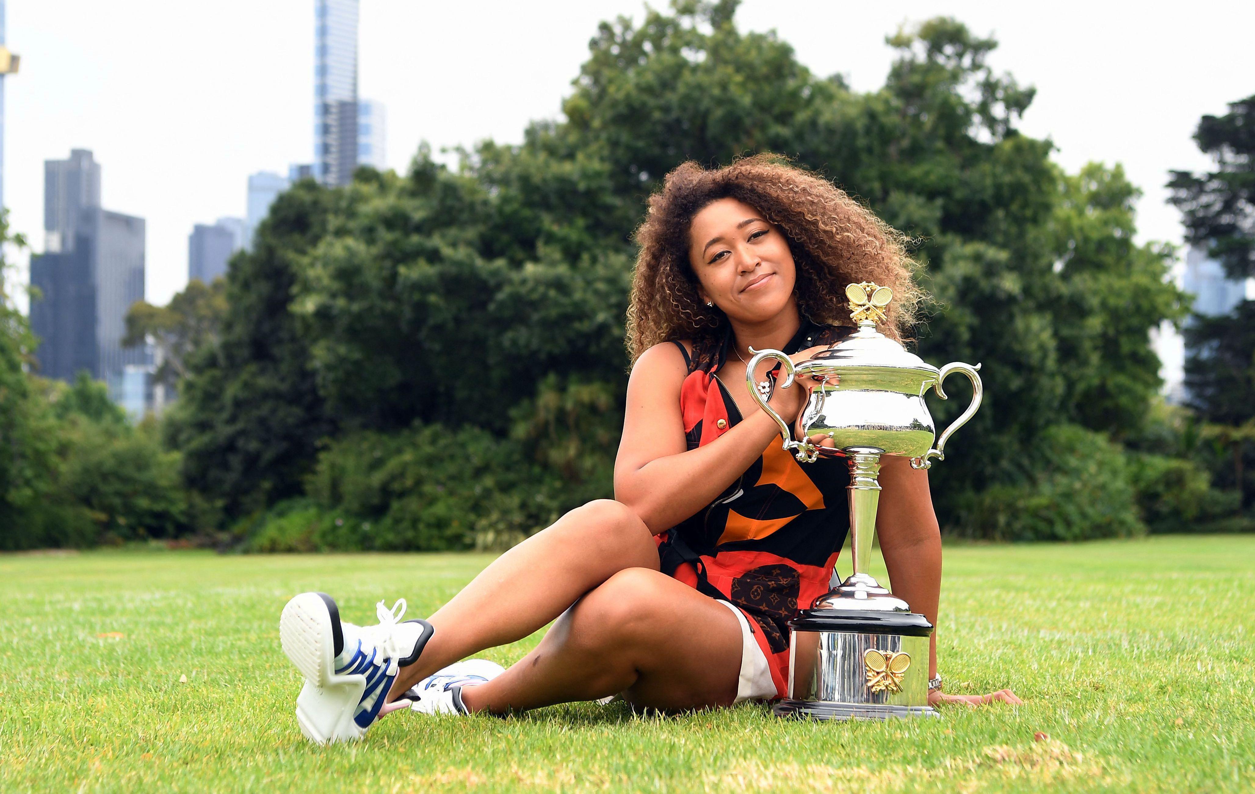 Tennis - Open Australie - Naomi Osaka, la voie royale pour une domination sans partage