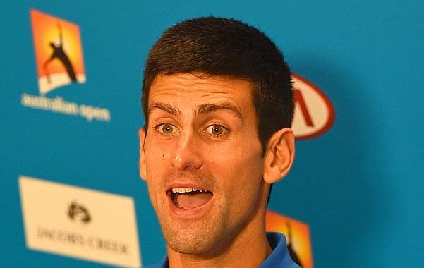 Tennis : Open Australie - </b>Djokovic : </b>&#171;Je suis tr&#232;s fier&#187;