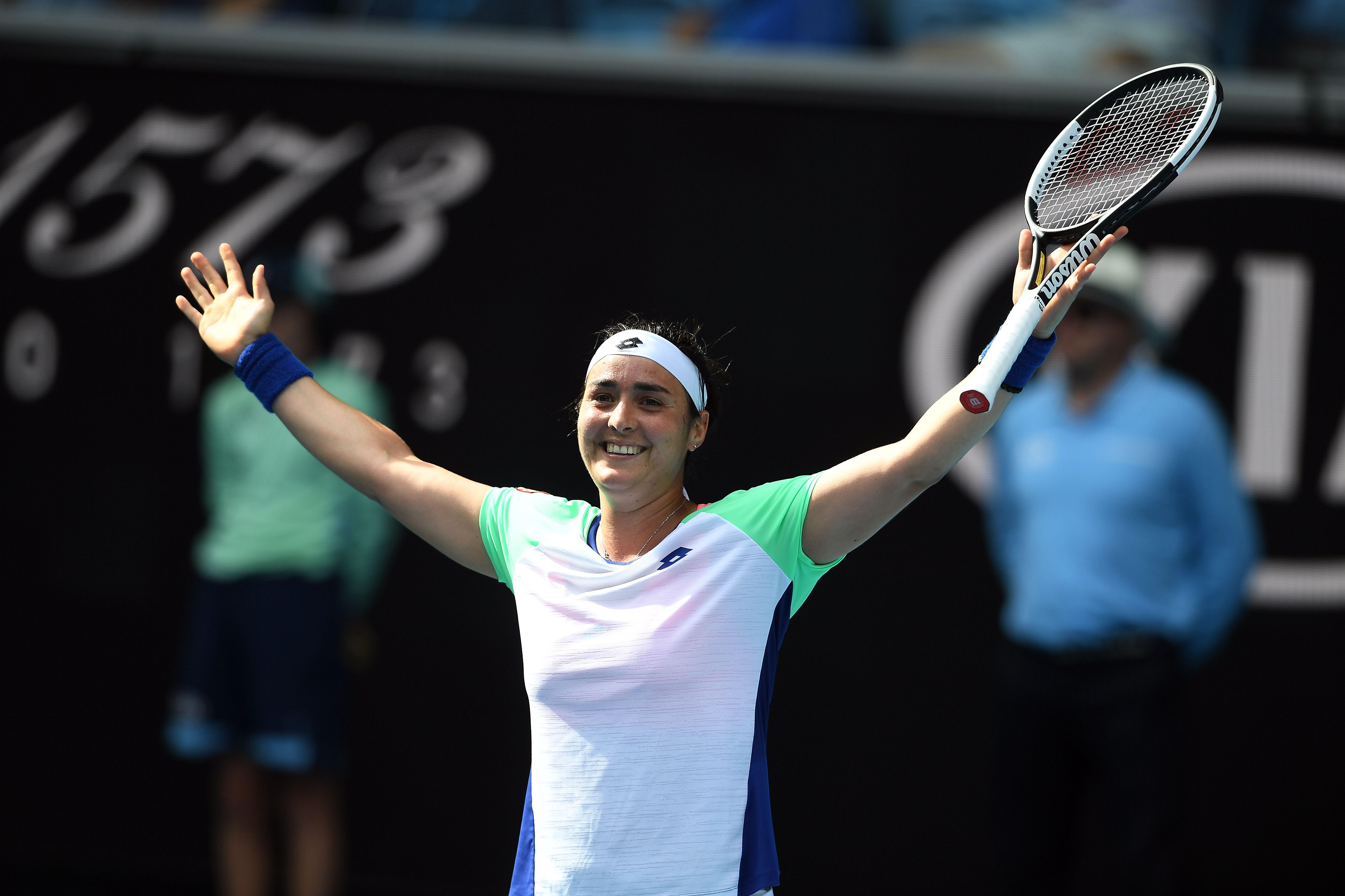 Tennis - Open Australie - Ons Jabeur, la belle histoire tunisienne