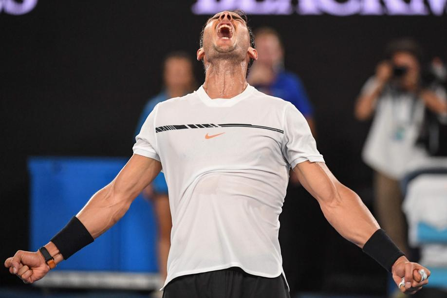 Tennis - Open Australie - Open d'Australie : Les 5 séquences qu'il ne fallait pas rater ce lundi