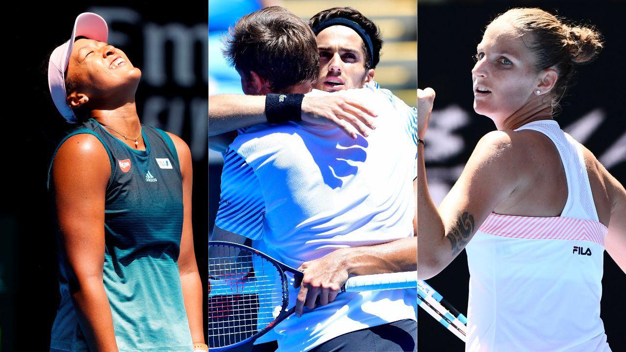 Tennis - Open Australie - Osaka, Mahut-Herbert, Pliskova : ce qu'il faut retenir de la nuit à Melbourne