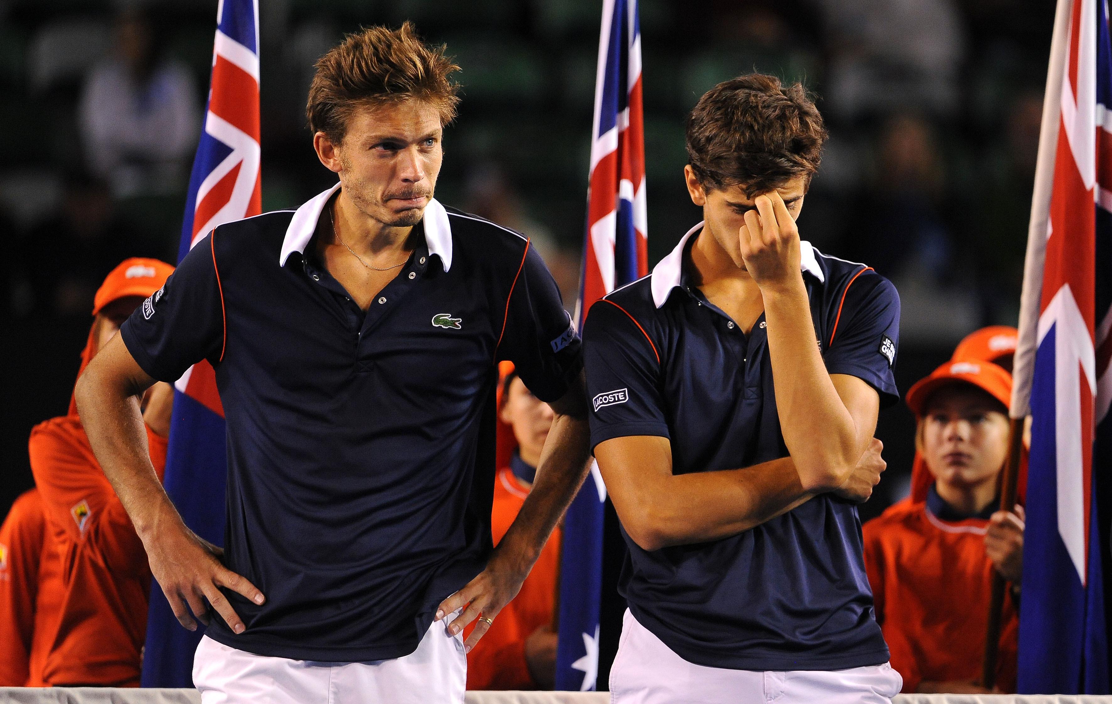 Tennis : Open Australie - Pas de titre pour Mahut/Herbert