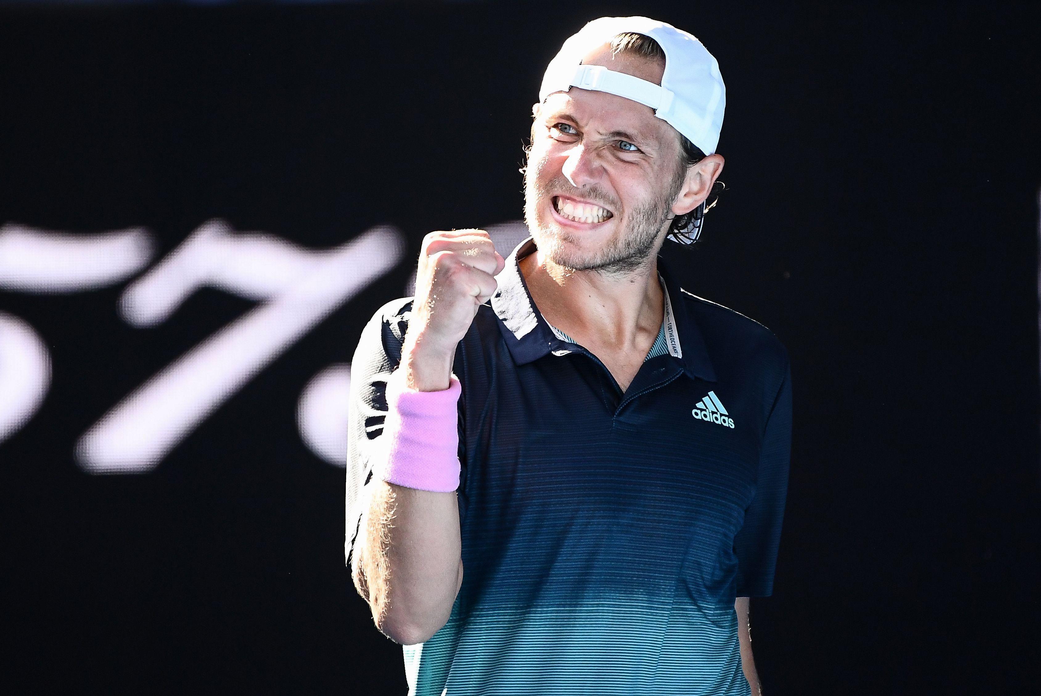 Tennis - Open Australie - Un Pouille new-look vivra une première demi-finale en Grand Chelem