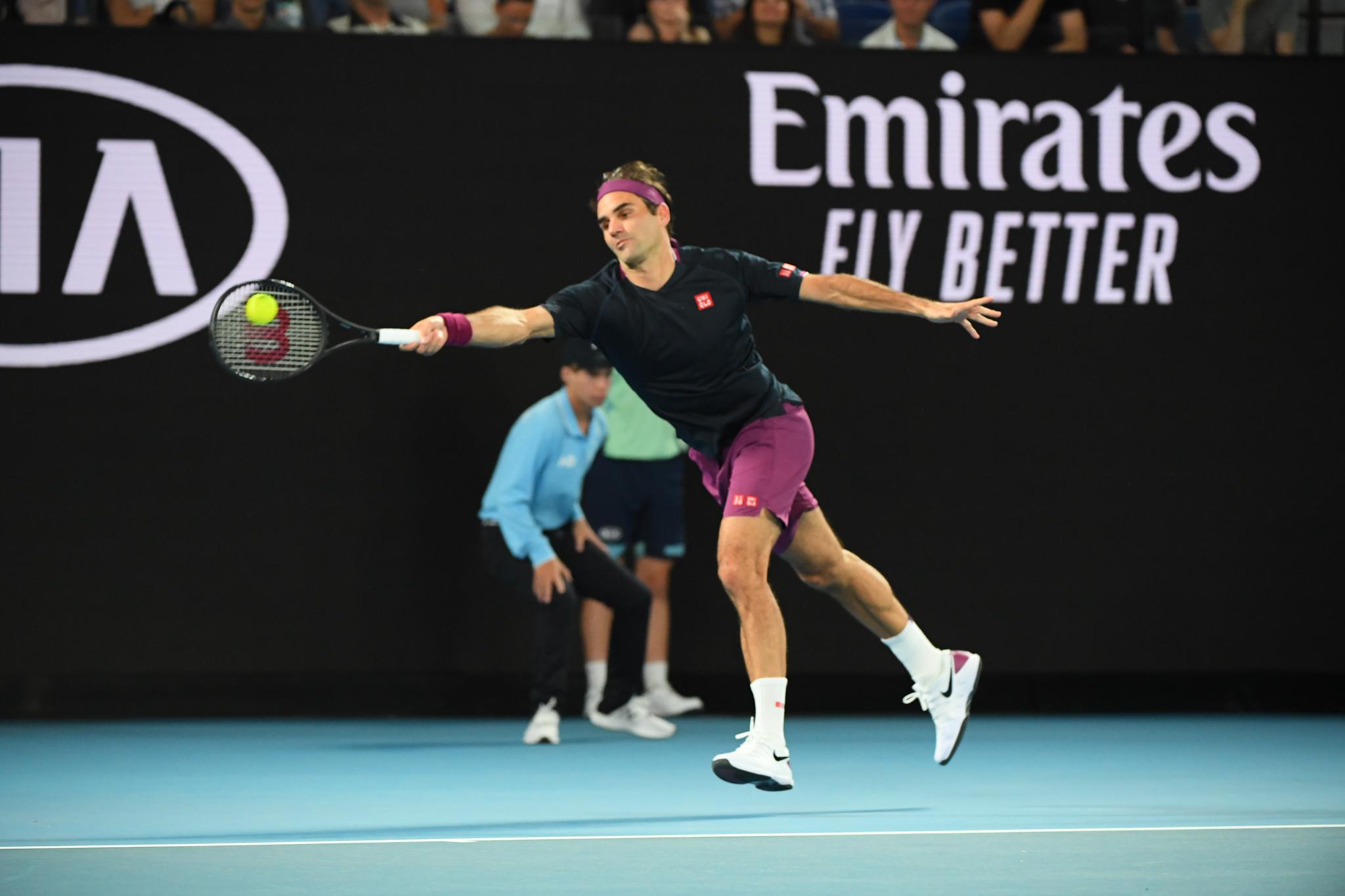 Pousser Federer dehors, Millman sait faire