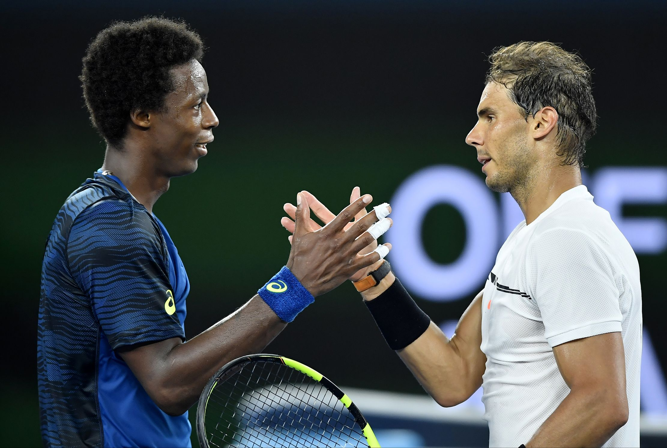 Tennis - Open Australie - Redevenu indestructible, Nadal étouffe Monfils