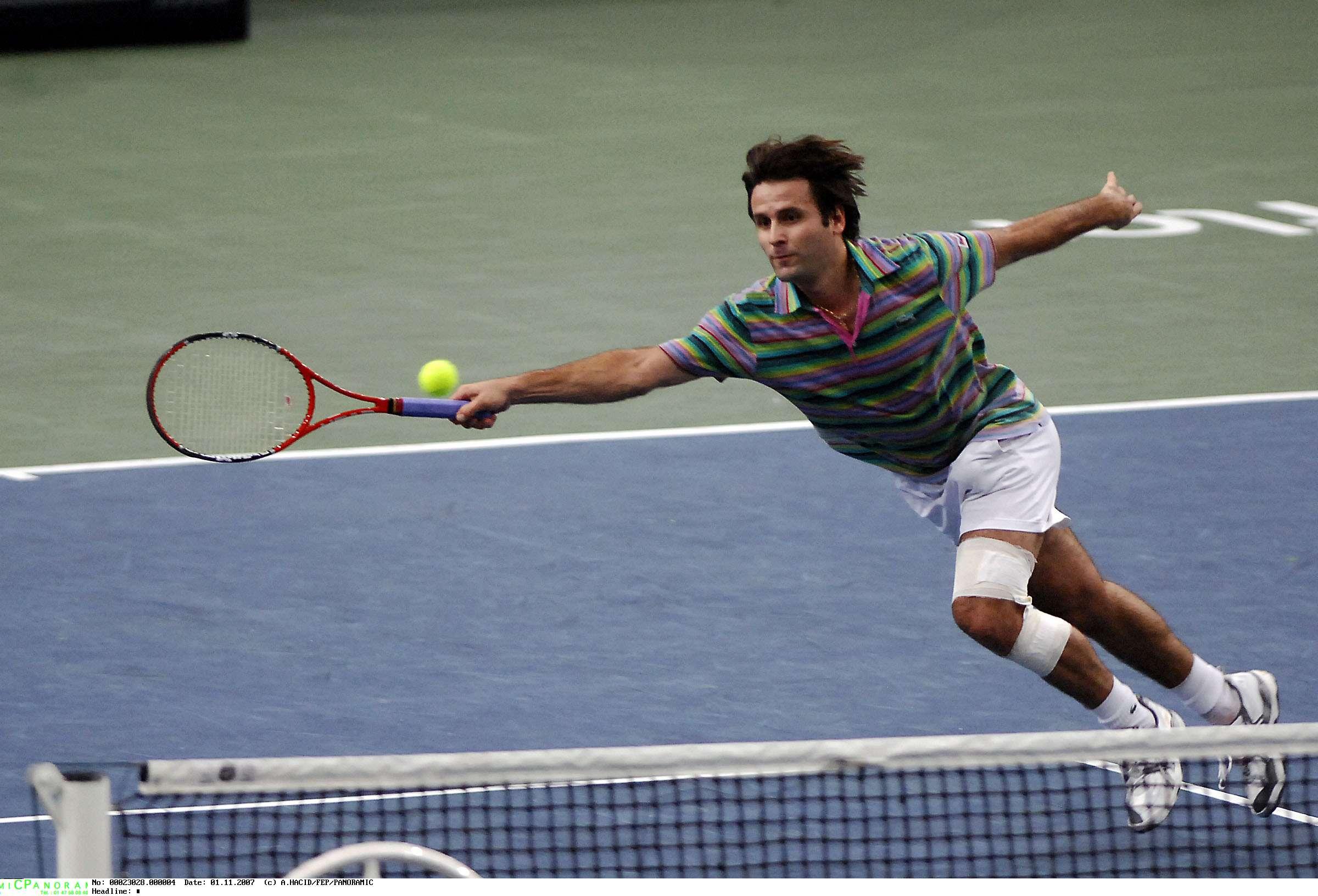 Tennis - Open Australie - Santoro : �Les matches truqu�s c'est pire que le dopage�