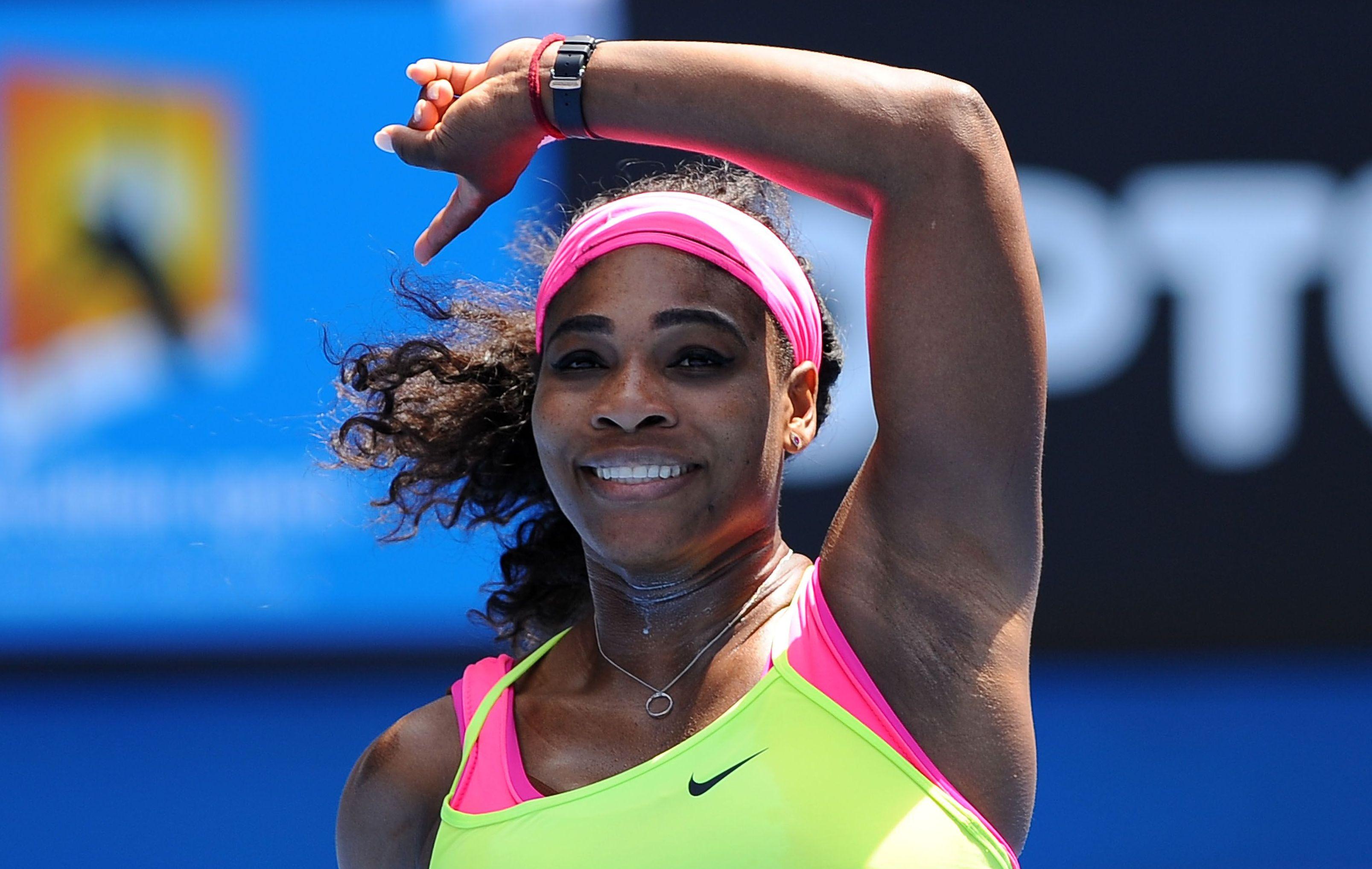 Open Australie - Serena donne rendez-vous à Sharapova