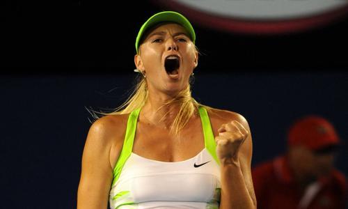Sharapova-Kvitova, une demie qui compte - Open Australie - Tennis -