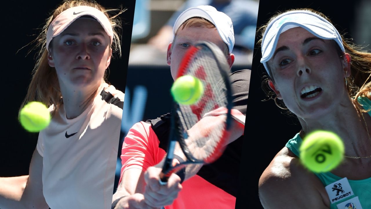 Tennis - Open Australie - Svitolina, Edmund, Cornet : le résumé de la nuit à Melbourne