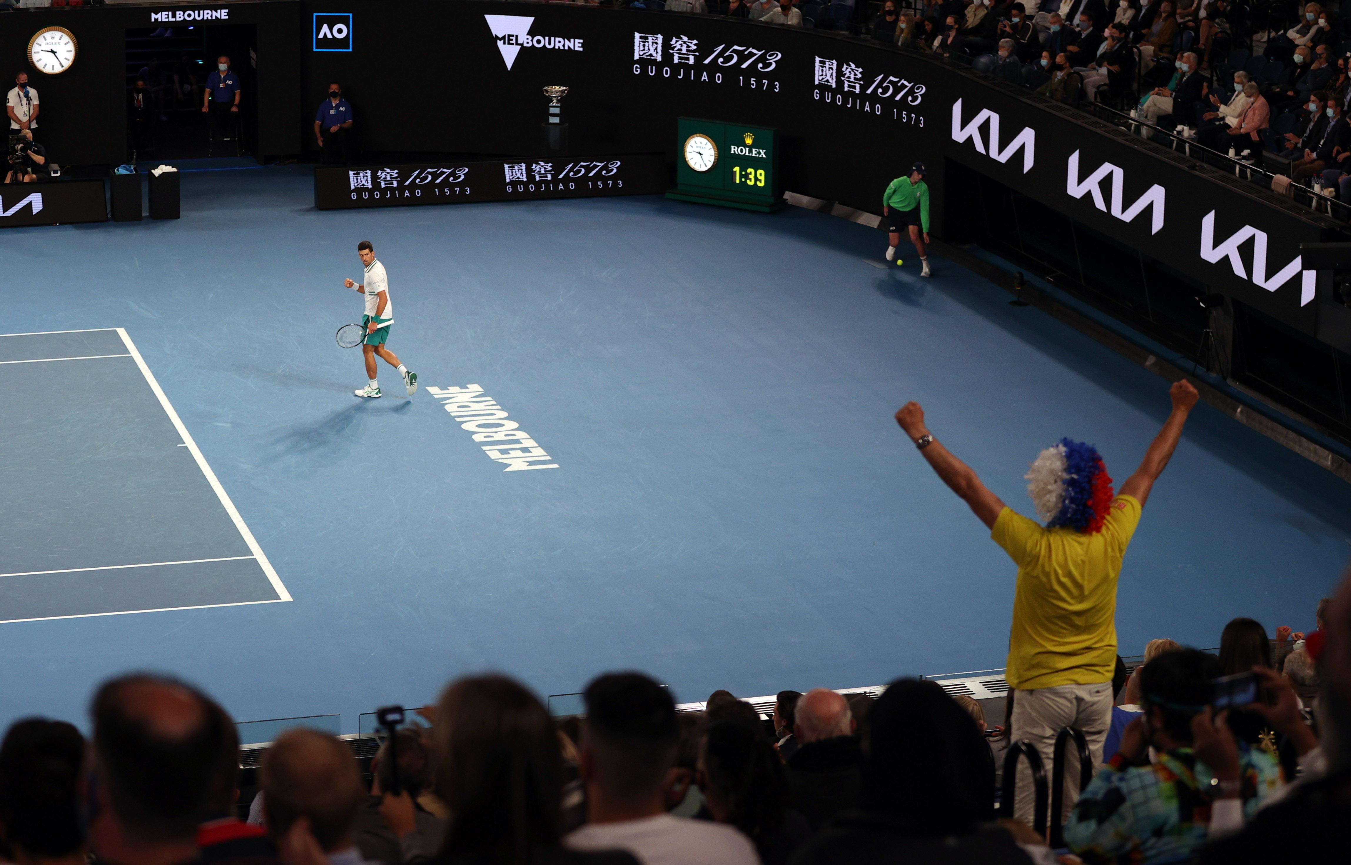 Tennis - Open Australie - Tennis: les tops et les flops d'un Open d'Australie «miraculé»