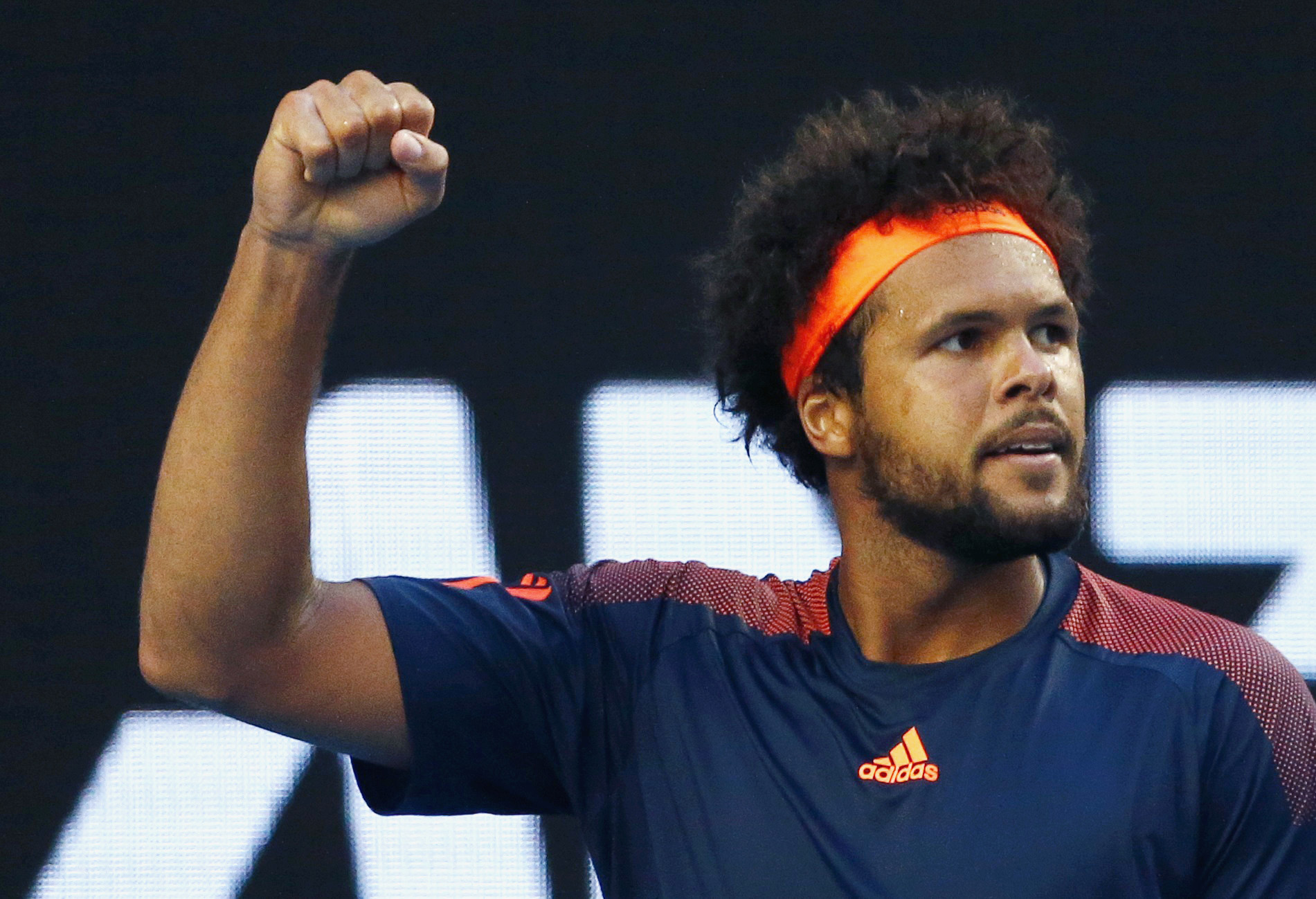 Tennis : Open Australie - Tsonga a fait respecter son rang et retrouvera Wawrinka en quart de finale
