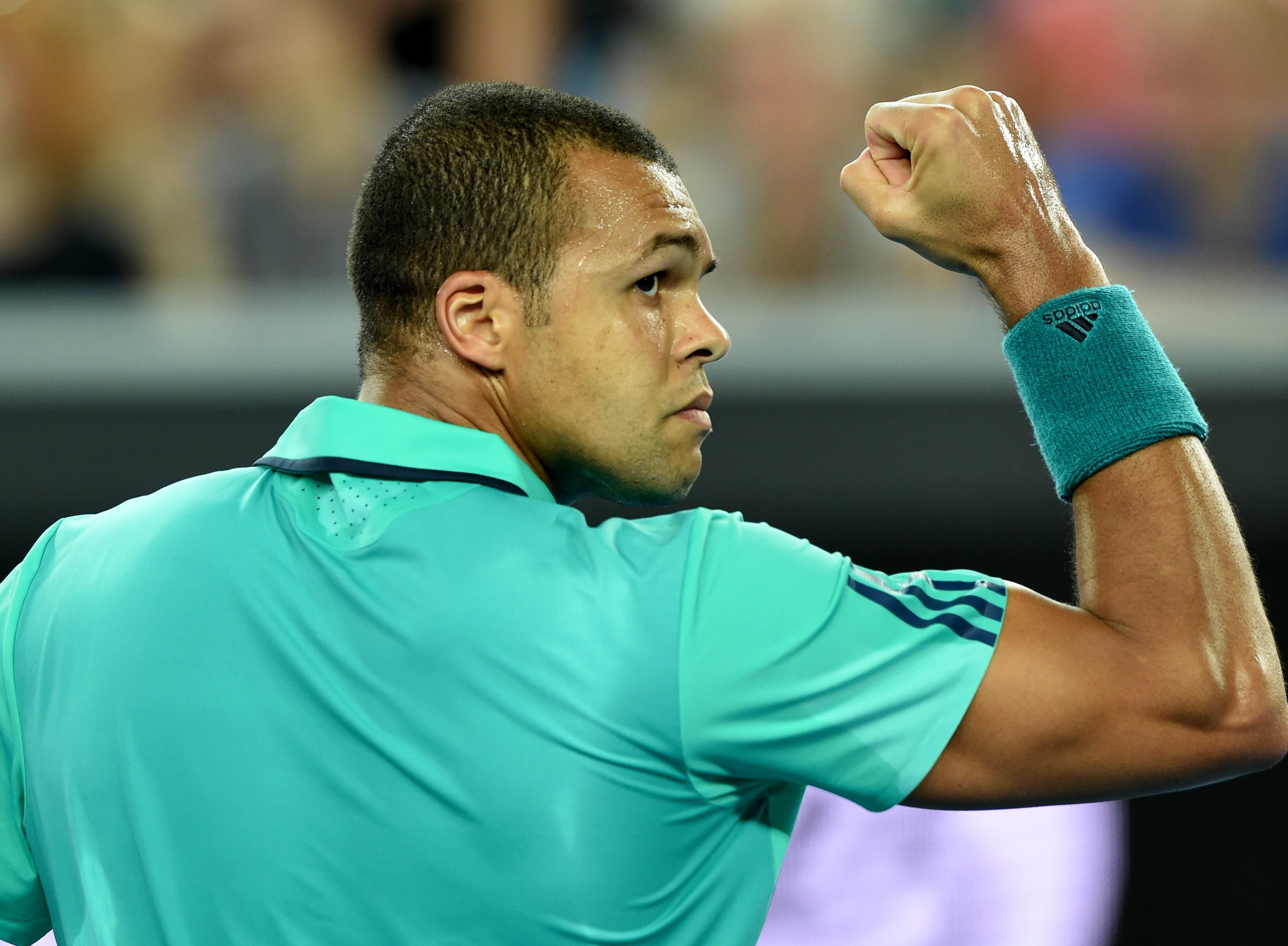 Tennis - Open Australie - Tsonga et Simon solides, Benneteau et Mathieu K.O