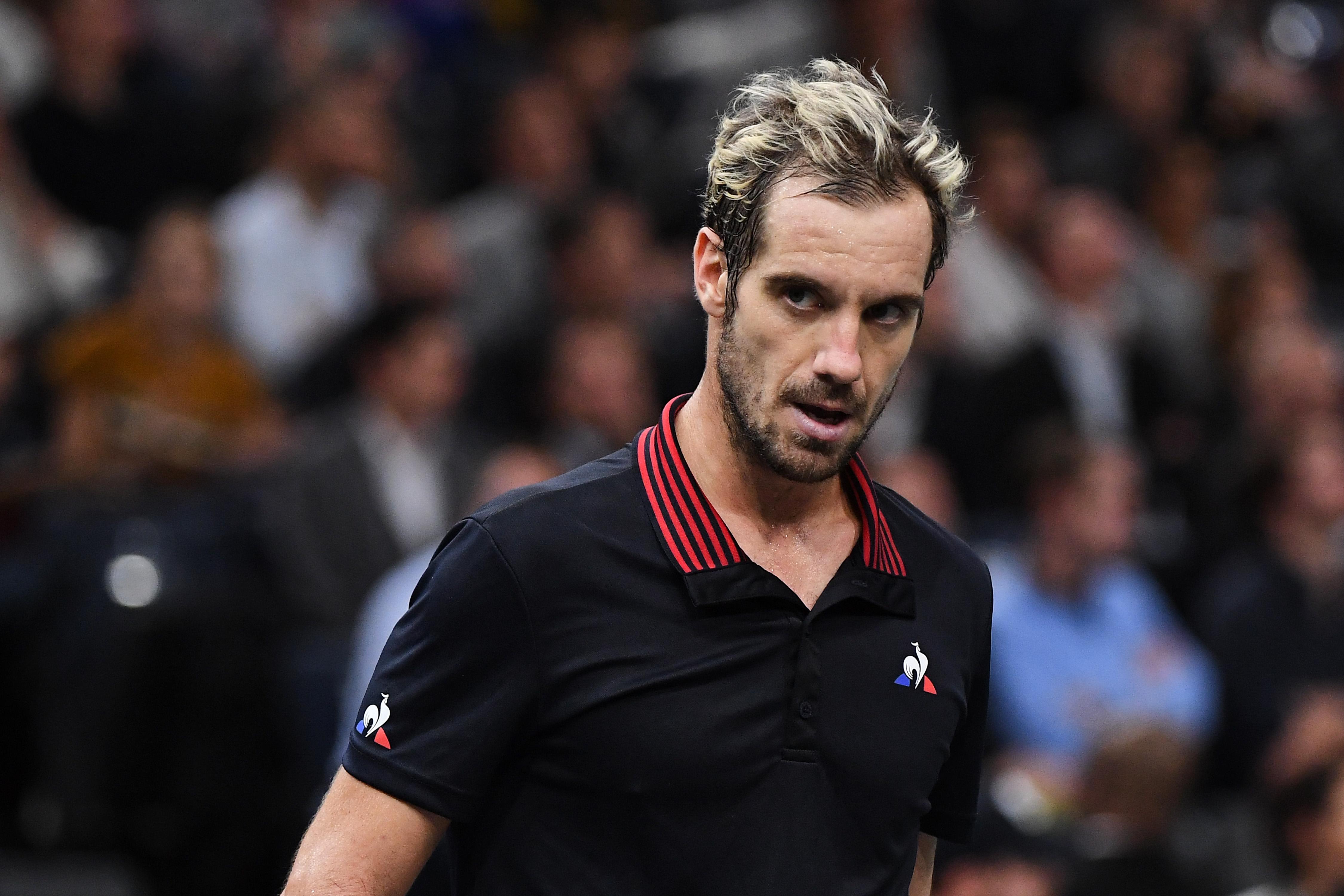 Tennis - Open Australie - Coup dur pour Richard Gasquet, privé d'Open d'Australie