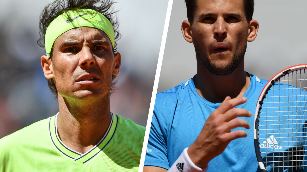 Tennis - Roland-Garros - 5 raisons de ne pas rater la finale Nadal-Thiem
