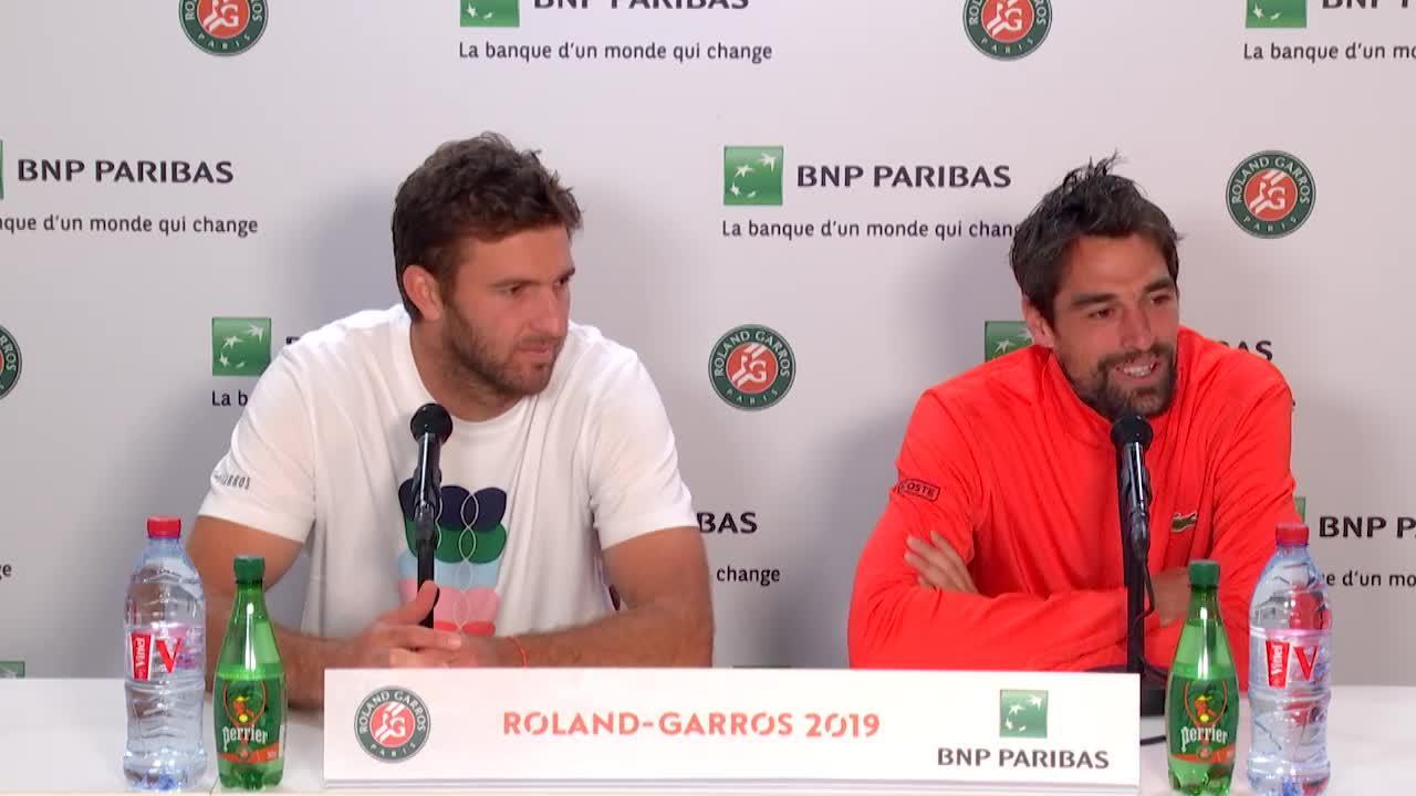 Tennis - Roland-Garros - Chardy : «Un goût amer et une envie d'y retourner pour avoir la coupe»