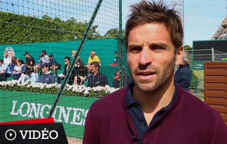 Tennis - Roland-Garros - Cl�ment : �Si on ne bouge pas, Roland-Garros sera en danger�