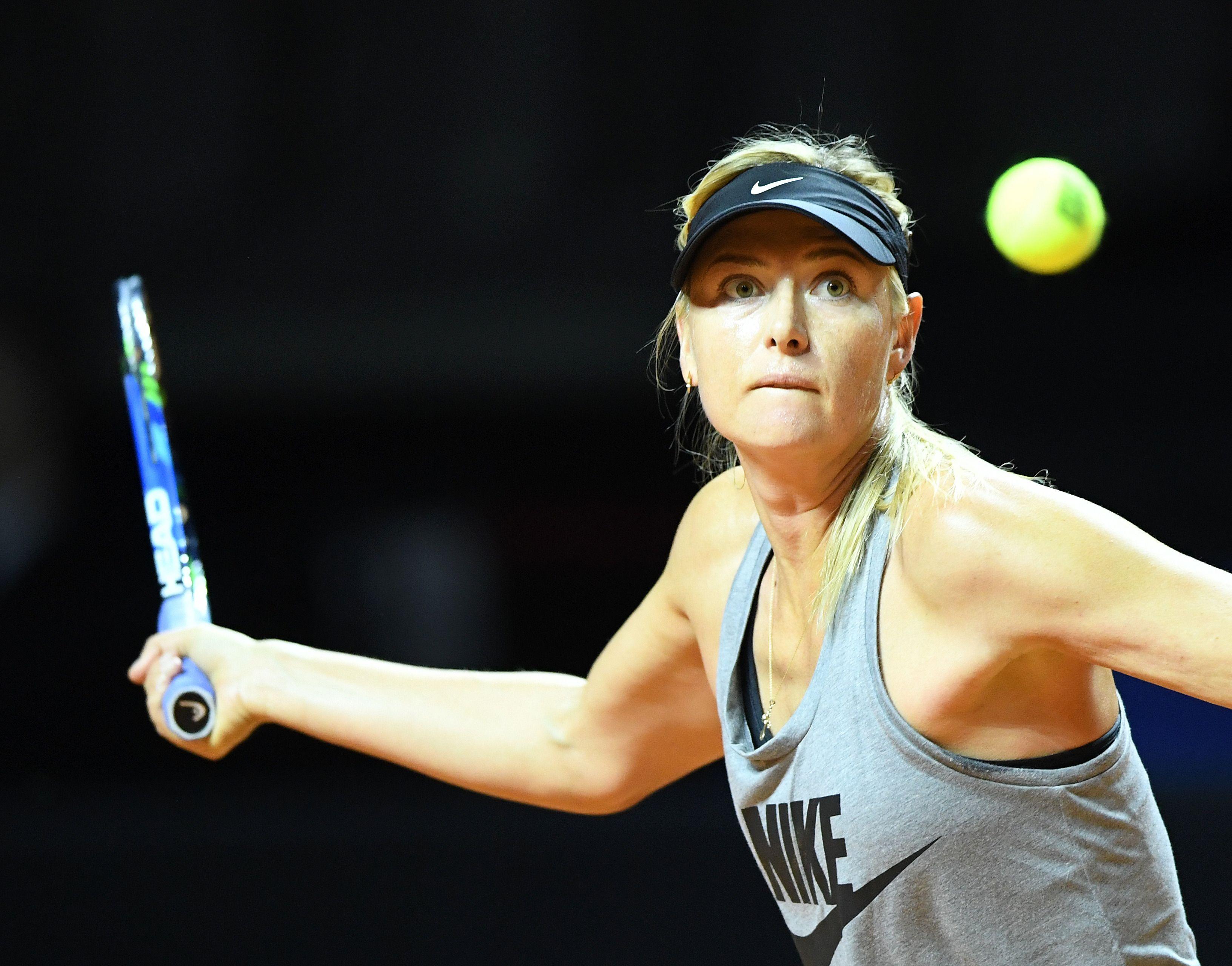 Tennis - Roland-Garros - Concernant Sharapova, la FFT ne bouscule rien et annoncera sa décision le 16 mai