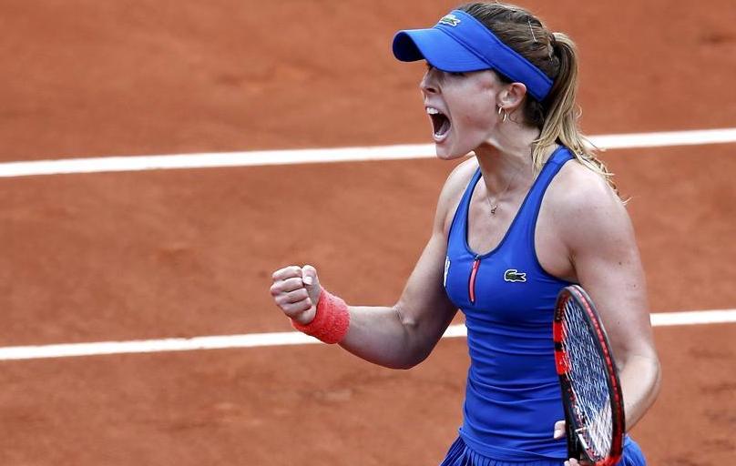 Tennis - Roland-Garros - Cornet passe entre les cris, Razzano comme Chang