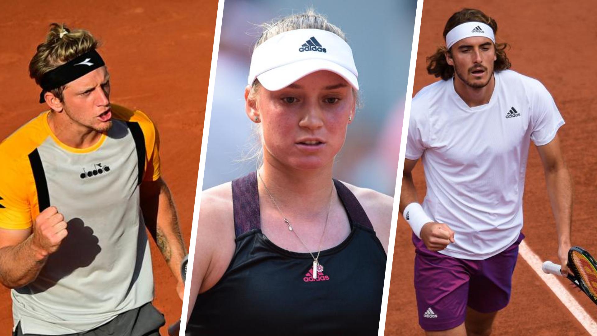 Tennis - Roland-Garros - Davidovich Fokina, Rybakina, Tsitsipas, : 5 raisons de suivre Roland-Garros ce mardi