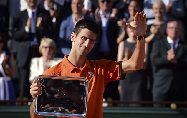 Tennis - Roland-Garros - Djokovic : �Ce n'�tait pas mon jour�