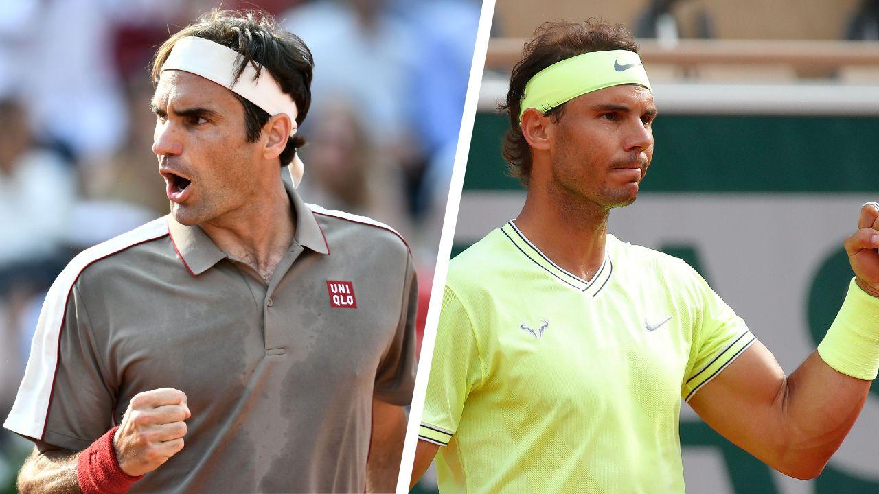 Tennis - Roland-Garros - Federer-Nadal, rendez-vous en terre connue