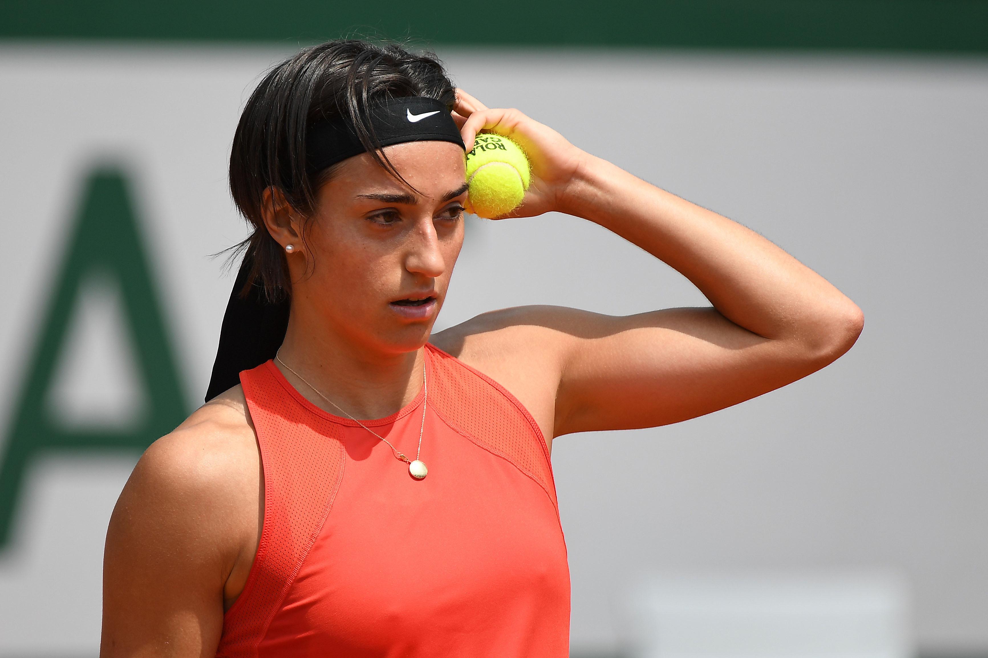 Tennis - Roland-Garros - Garcia : «Il y a des opportunités à saisir sur ce Roland-Garros»