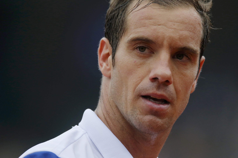 Tennis : Roland-Garros - Gasquet : �Murray est favori, je n'aurais rien � perdre�