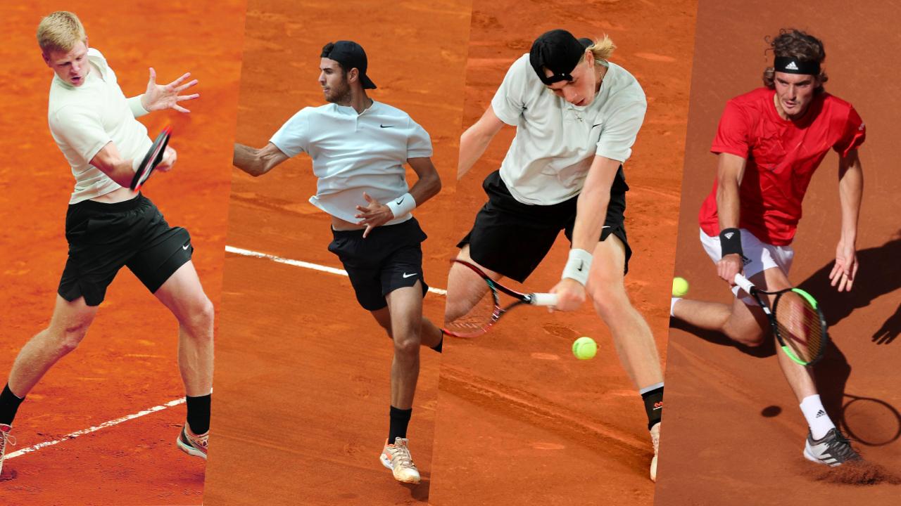 Tennis - Roland-Garros - Graines de stars à Roland-Garros