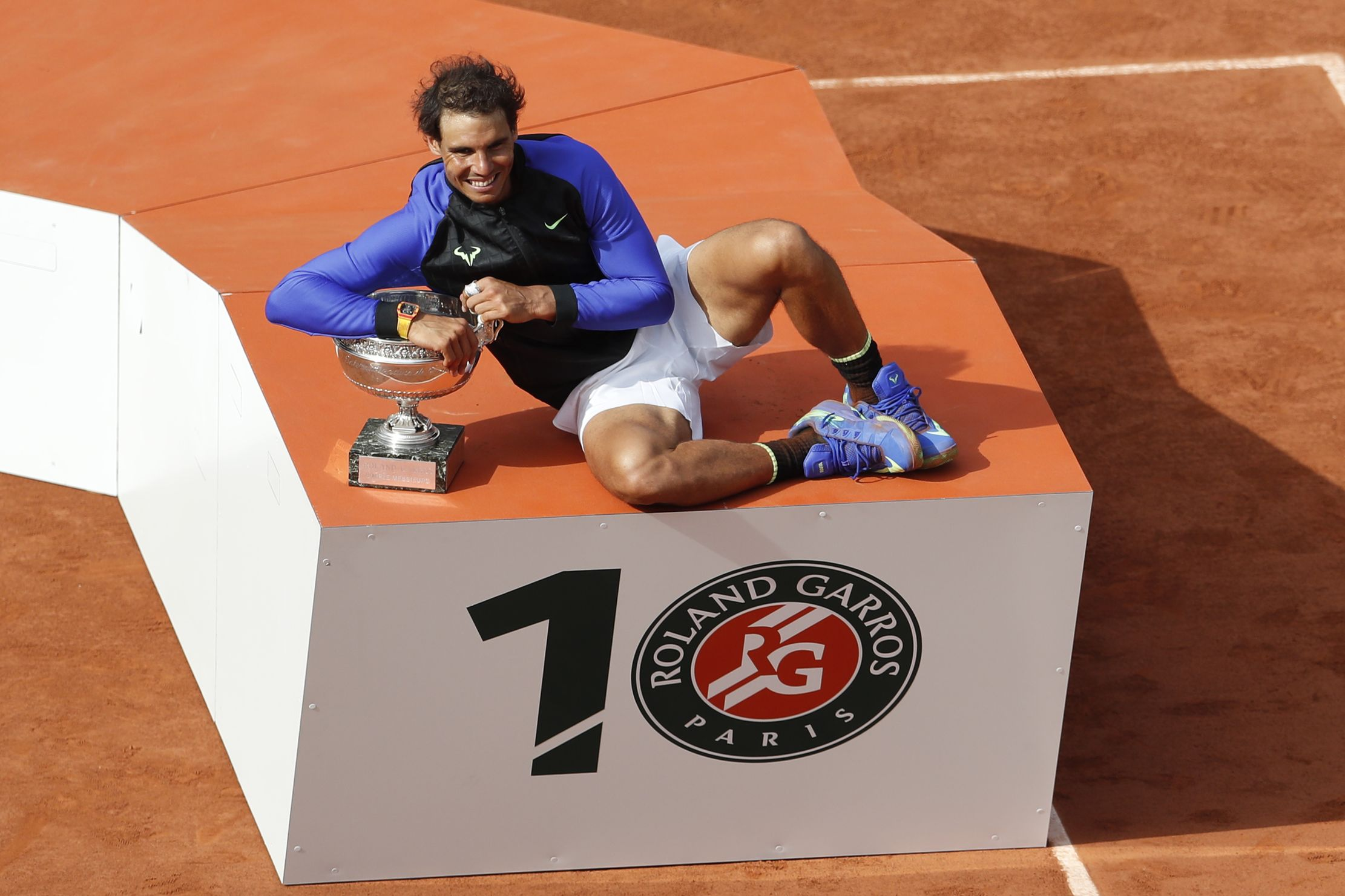 Immortel Rafael Nadal - Roland-Garros - Tennis