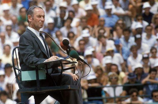 Jacques Dorfmann, le mythique juge-arbitre de Roland-Garros, s'est éteint - Roland-Garros - Tennis