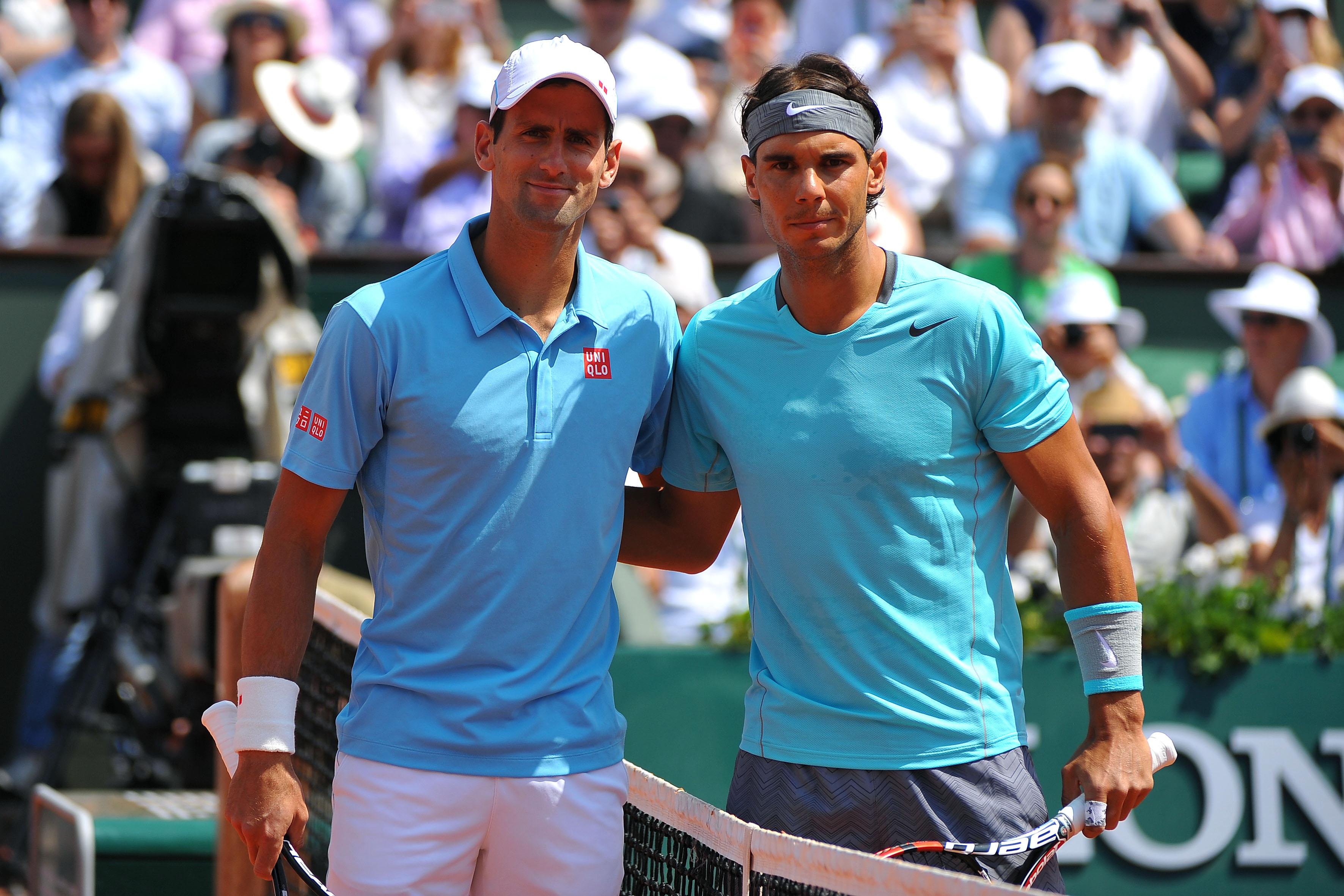 Tennis - Roland-Garros - Le pire pour Nadal et les Fran�ais