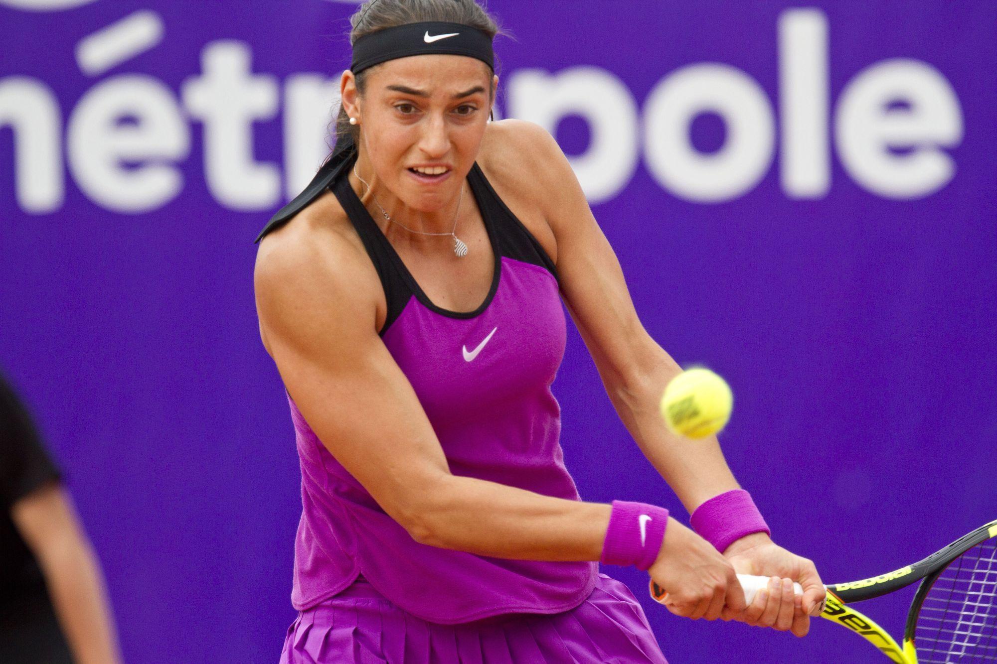 Tennis : Roland-Garros - Les Fran�aises sur la pointe des pieds