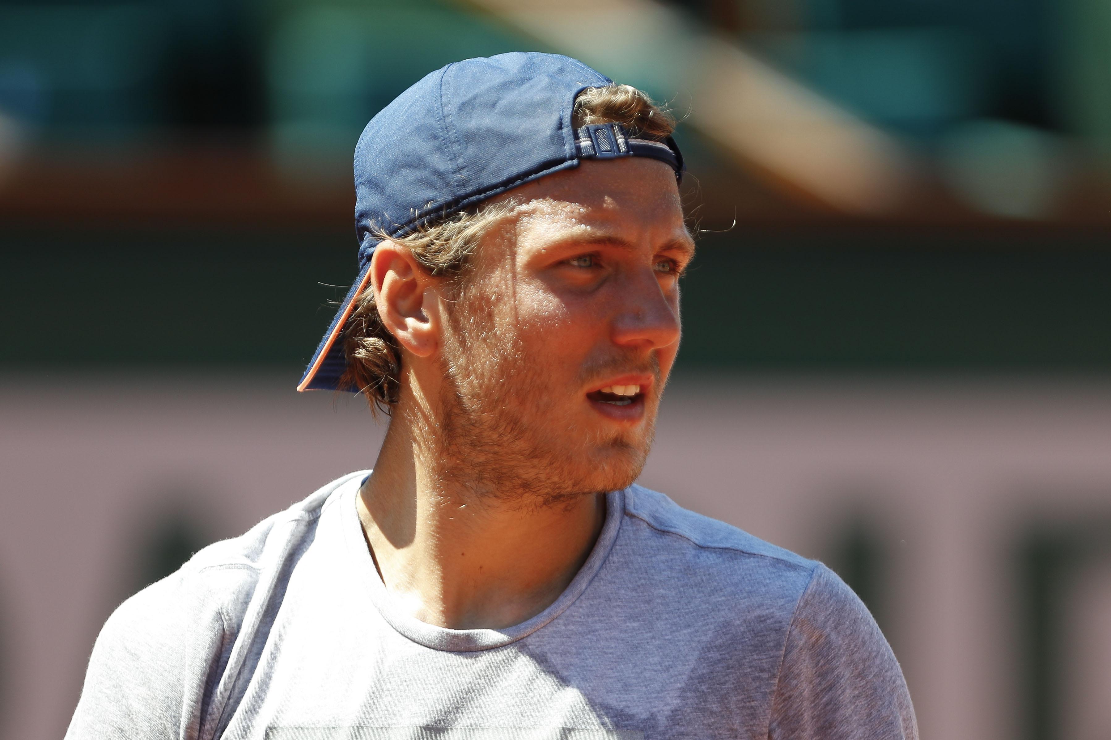 Tennis - Roland-Garros - Lucas Pouille, l'avenir est déjà en marche