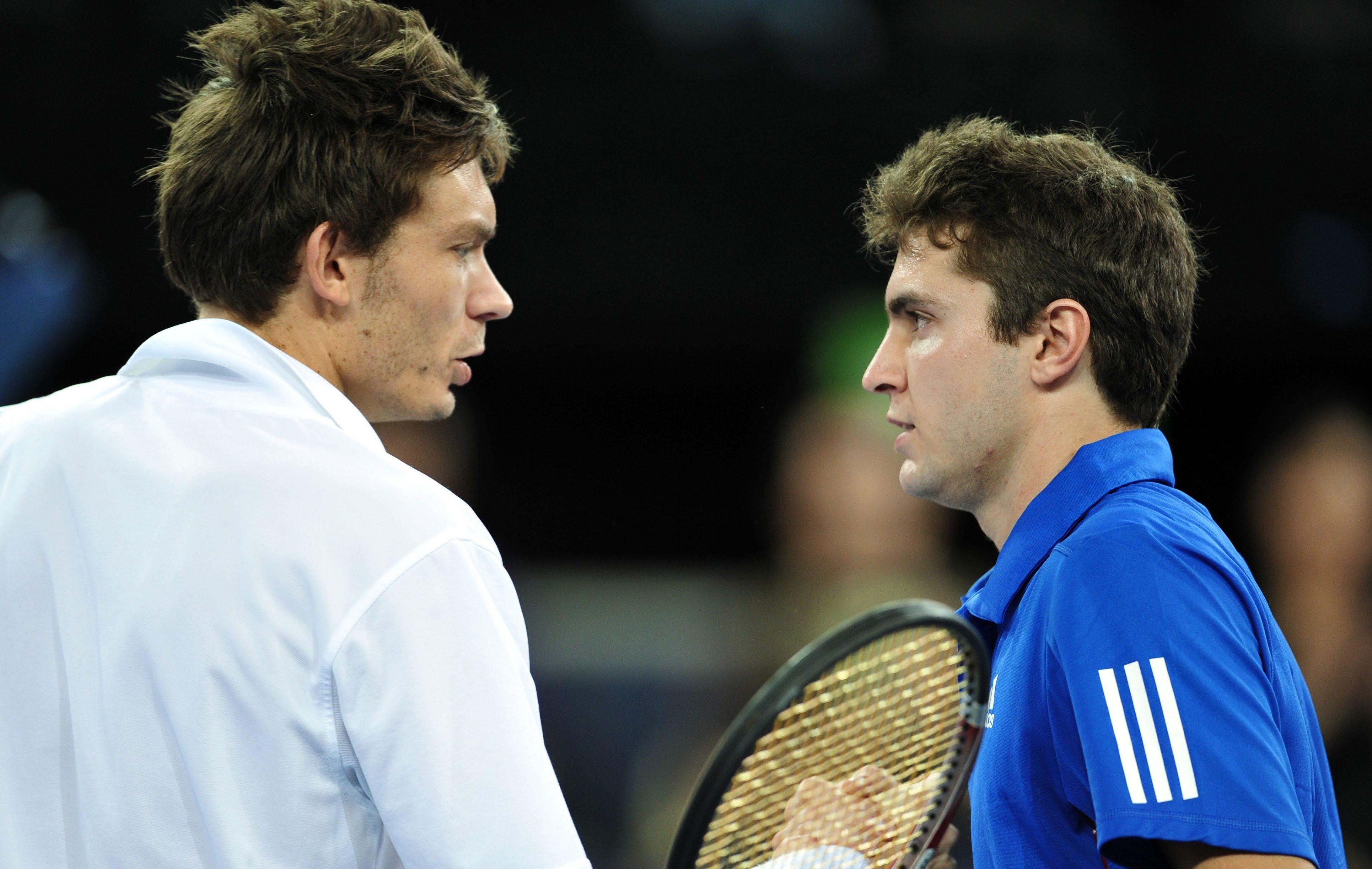 Tennis - Roland-Garros - Mahu-Simon : Une sacr�e opposition de styles