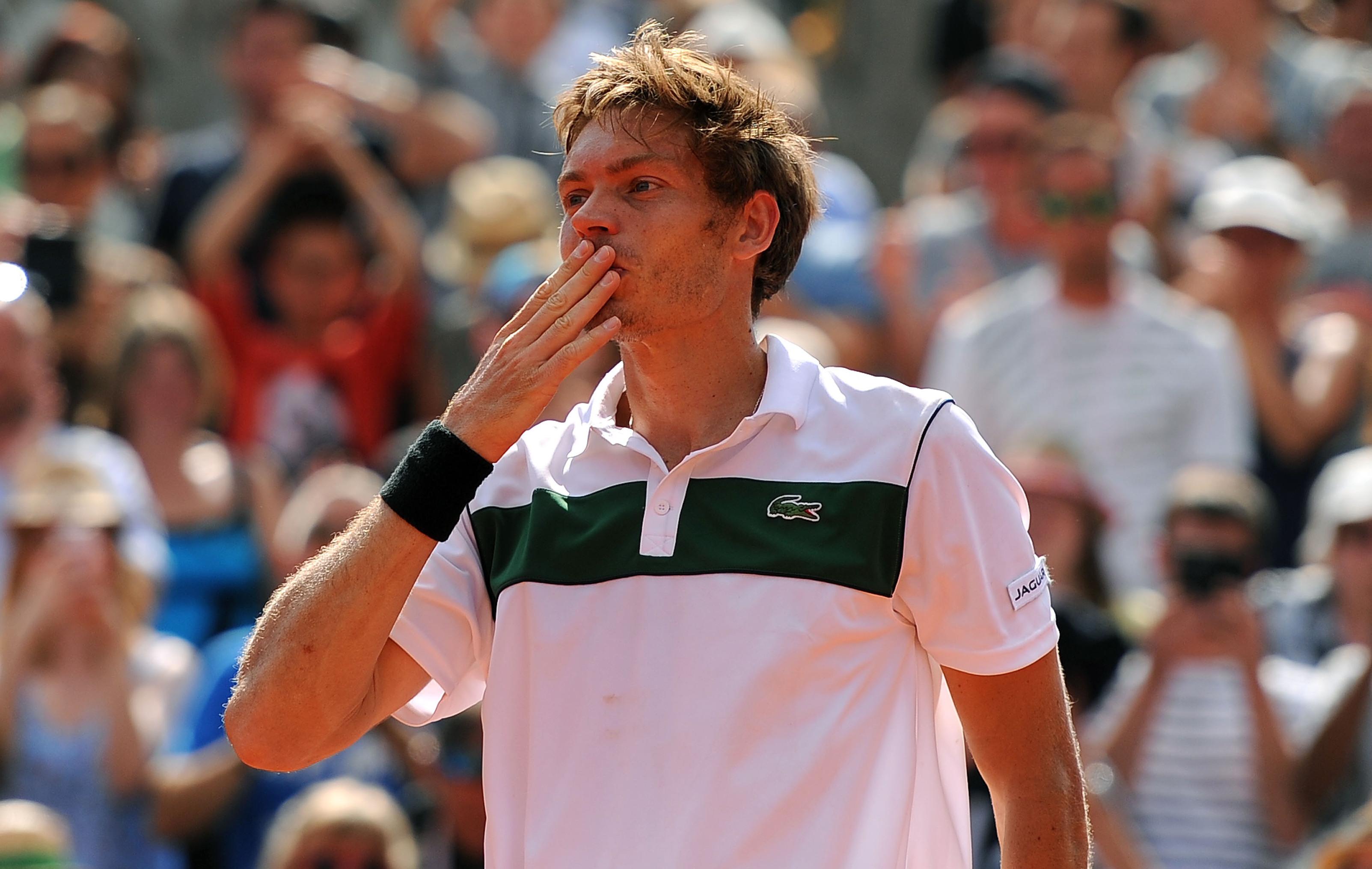 Tennis - Roland-Garros - Mahut et Paire frappent fort