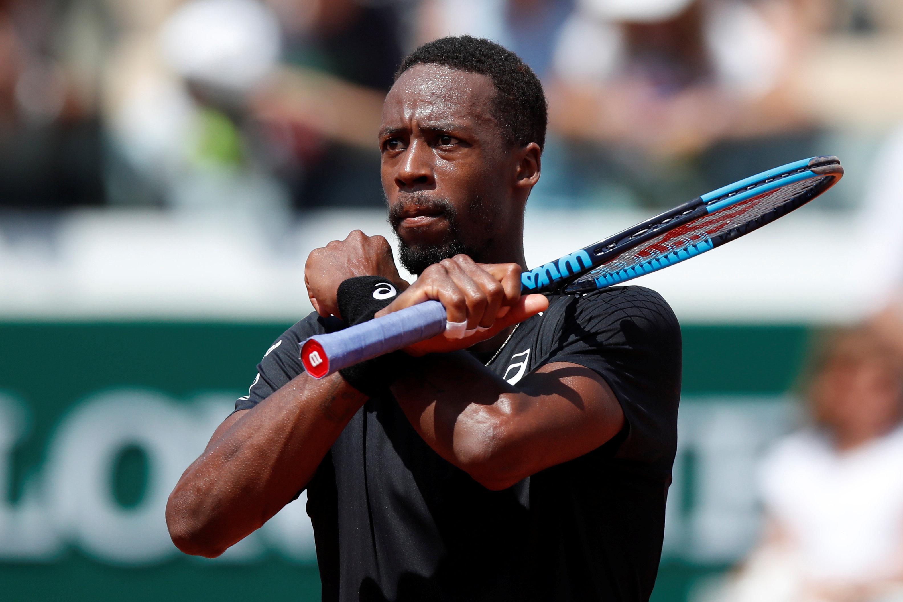 Tennis - Roland-Garros - Monfils : «Je ne vais pas dire que je suis au top de ma forme»