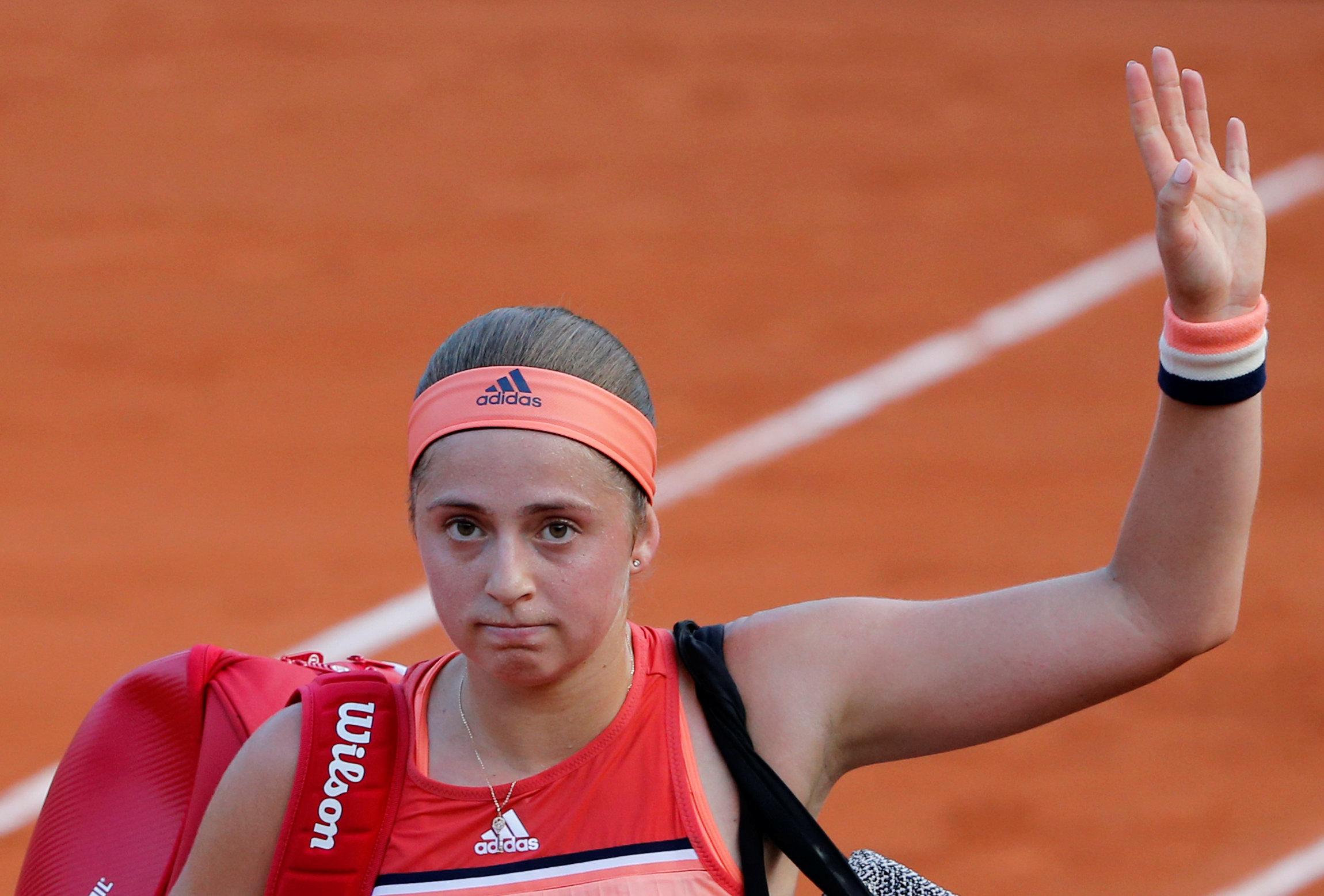Tennis - Roland-Garros - Moutet, Ostapenko, Venus Williams : Résumé de la 1ere journée de Roland-Garros