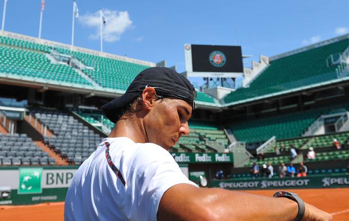 Tennis : Roland-Garros - Nadal, Djokovic, Gasquet: les tocs des stars de Roland-Garros