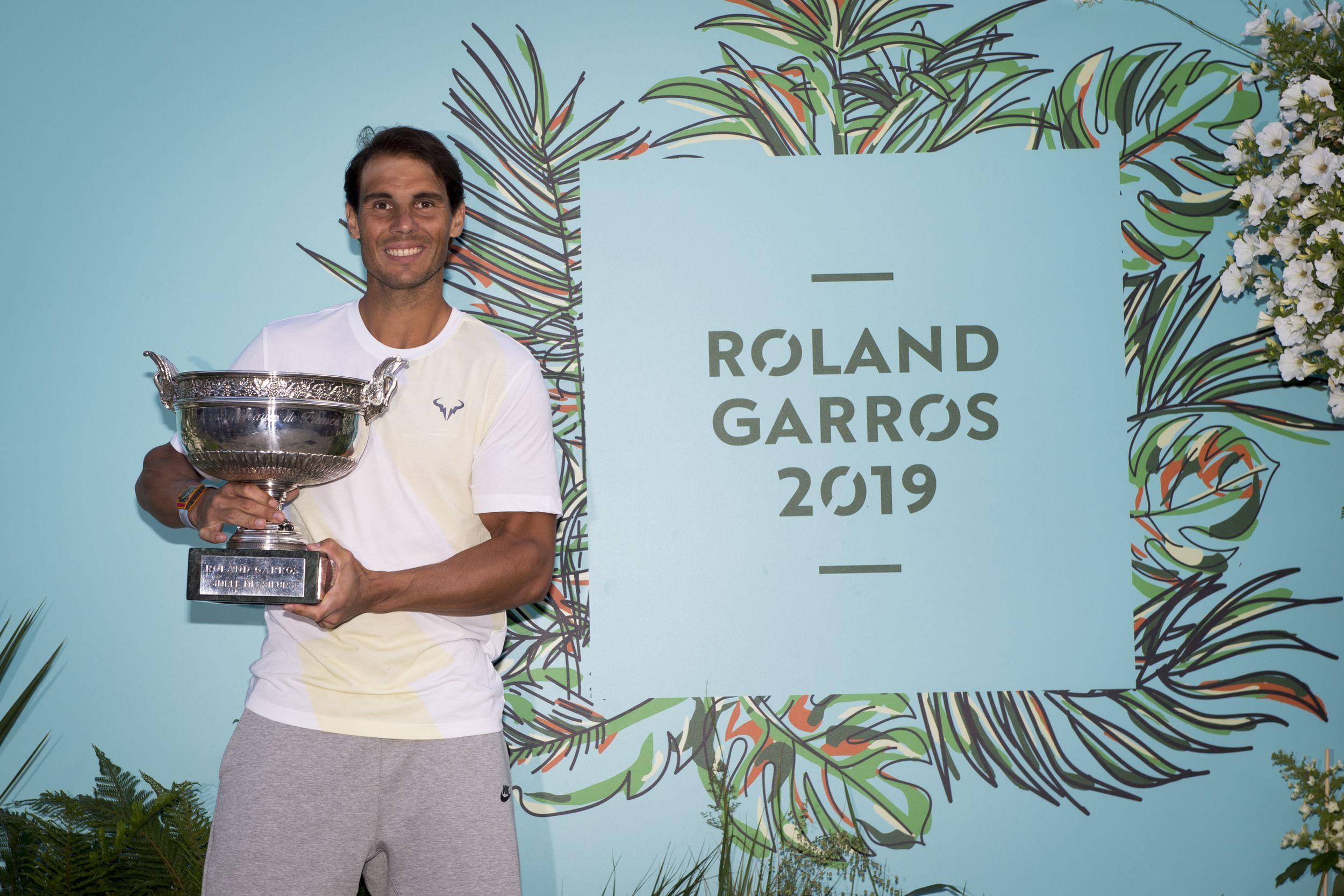 Tennis - Roland-Garros - Nadal sur le record de Federer : «Je n'y pense pas»
