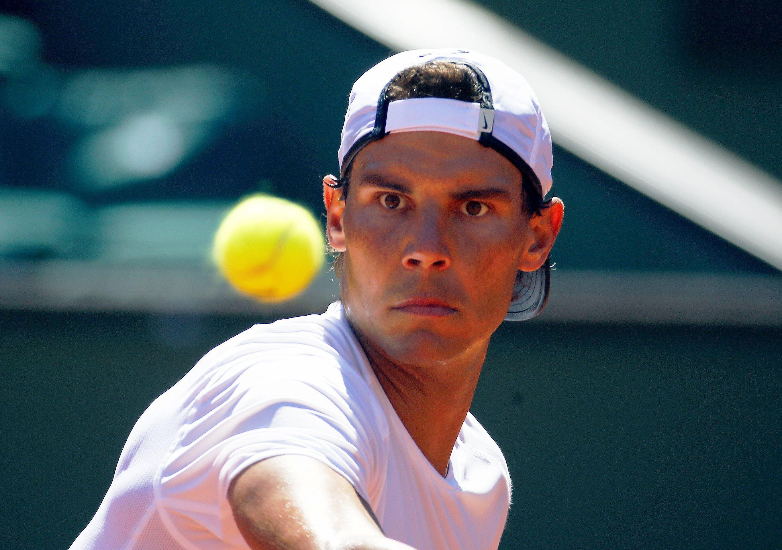 Tennis - Roland-Garros - Roland-Garros : Nadal veut reprendre sa terre