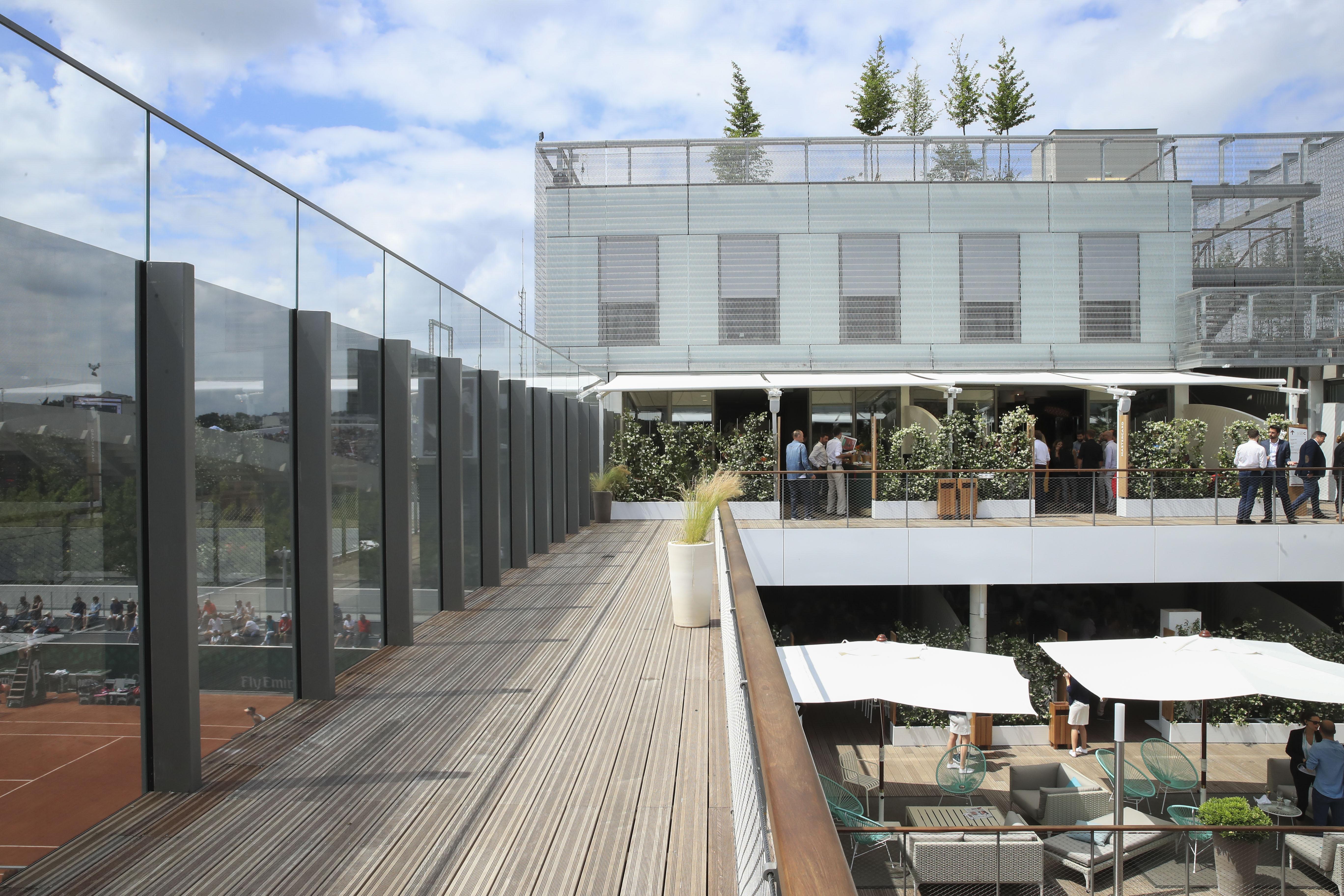 Tennis - Roland-Garros - On a testé le nouveau Village de Roland-Garros