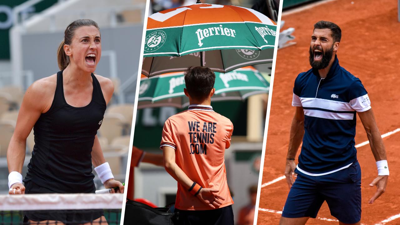 Tennis - Roland-Garros - Martic, plein soleil et Paire : cinq raisons de suivre la journée de dimanche à Roland-Garros