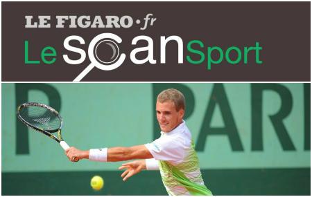 Tennis : Roland-Garros - Rencontre avec un �smicard� du tennis