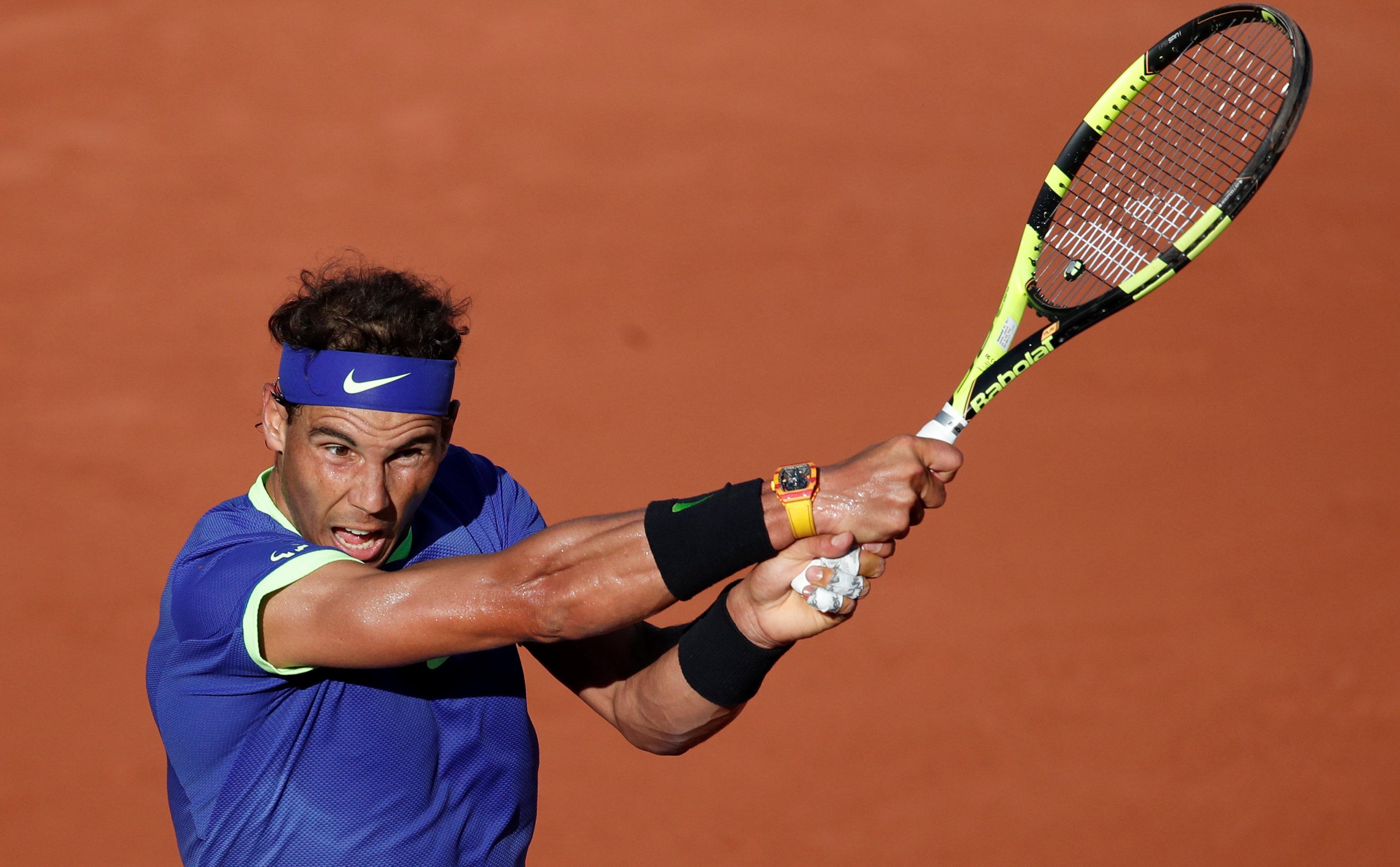 Tennis - Roland-Garros - Roland-Garros 2018 : La machine Rafael Nadal passée au Rayon X