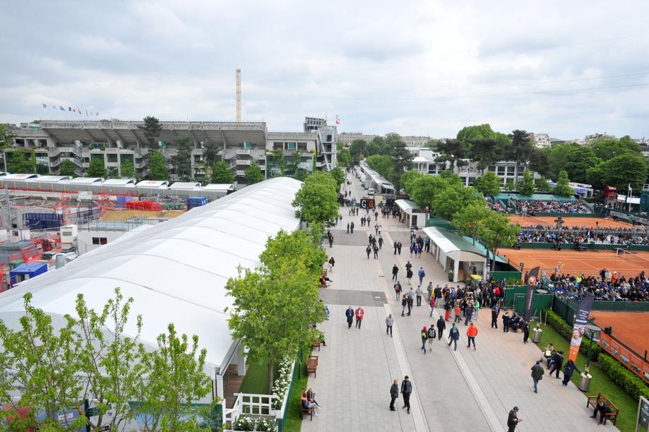Tennis - Roland-Garros - Roland-Garros et les grands défis du tennis français