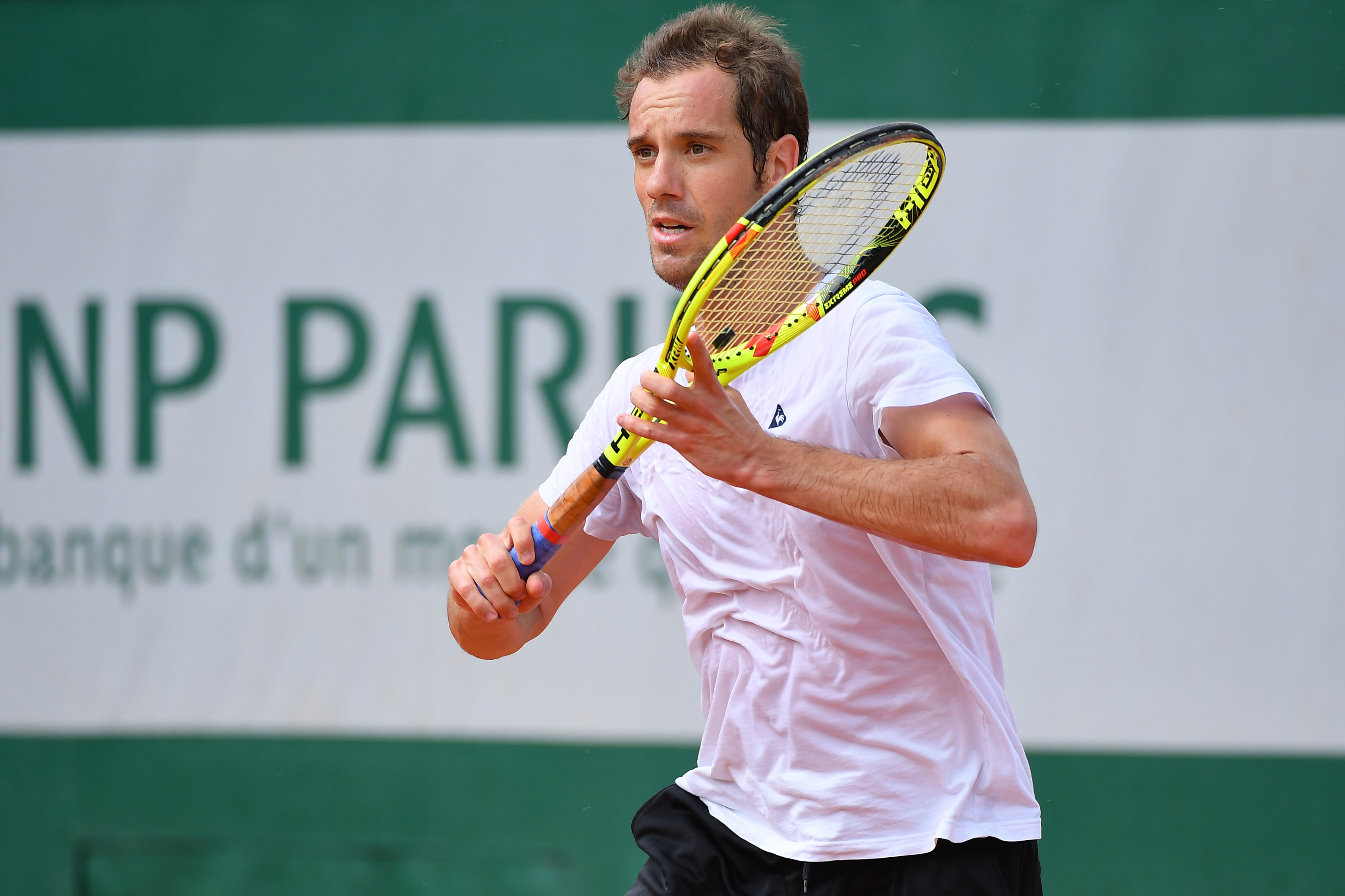 Tennis - Roland-Garros - Roland-Garros: Gasquet-De Greef en direct