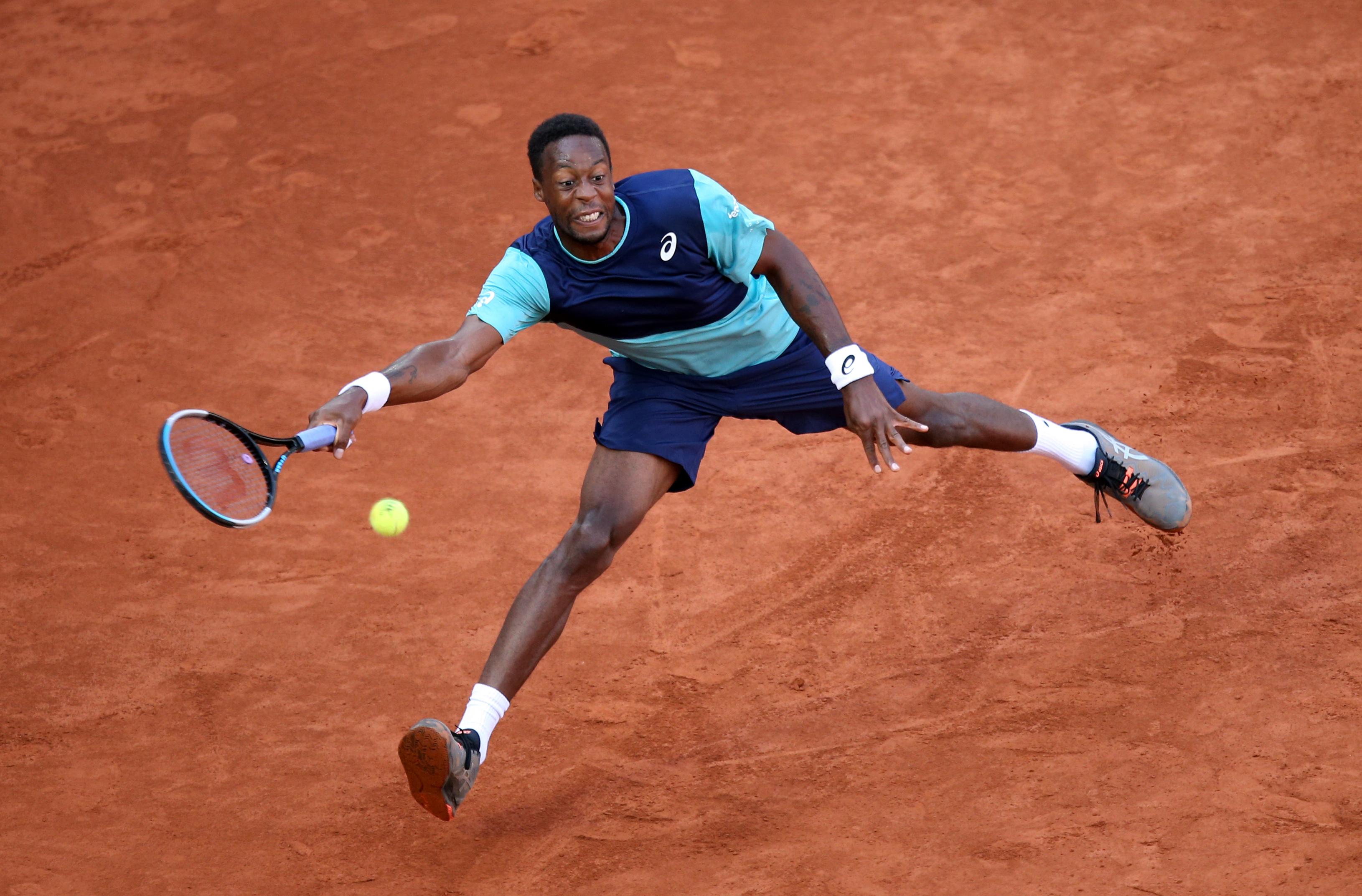 Tennis - Roland-Garros - Roland-Garros : les Français sur la pointe des pieds