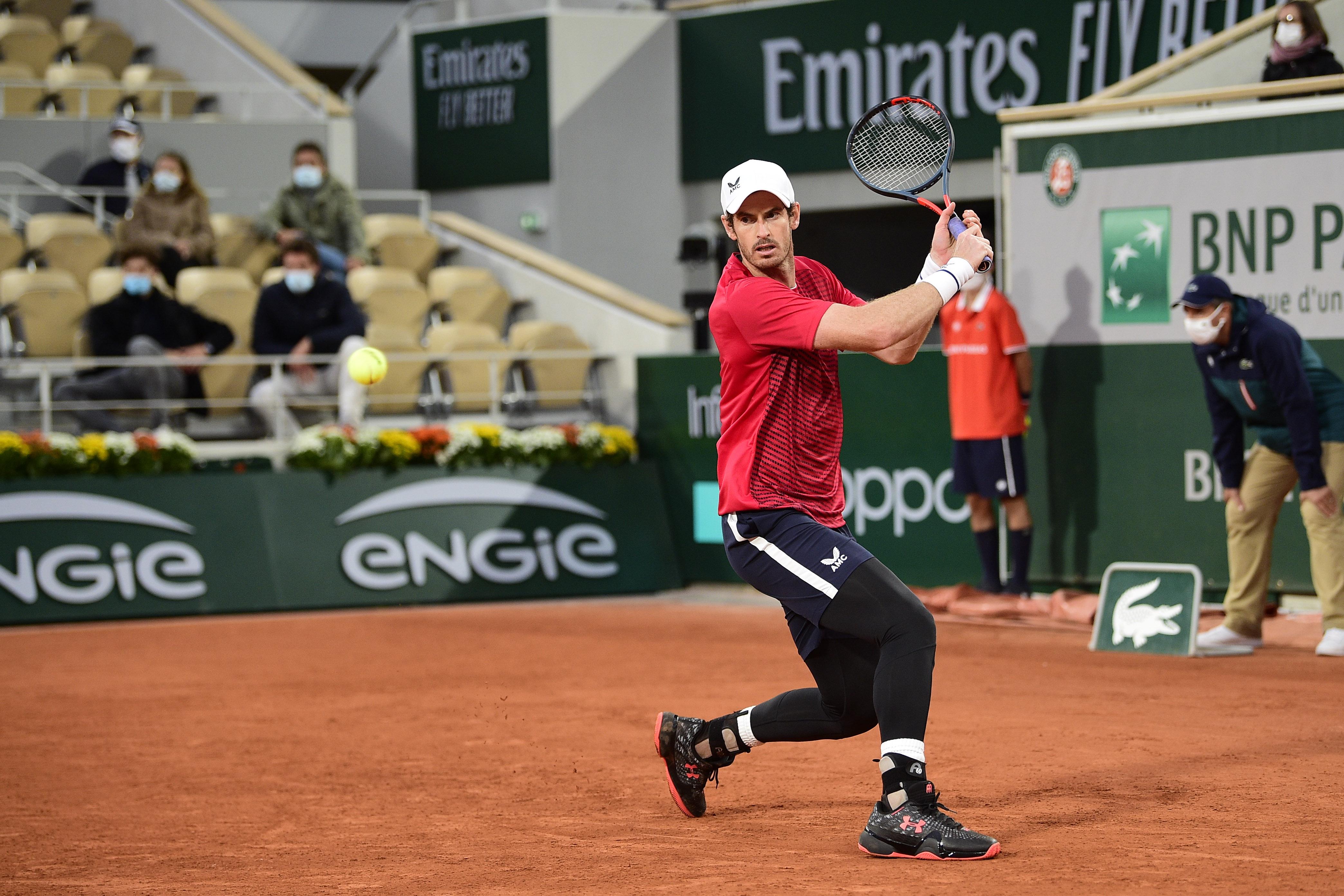 Tennis - Roland-Garros - Roland-Garros : l'invitation faite à Andy Murray déclenche une polémique