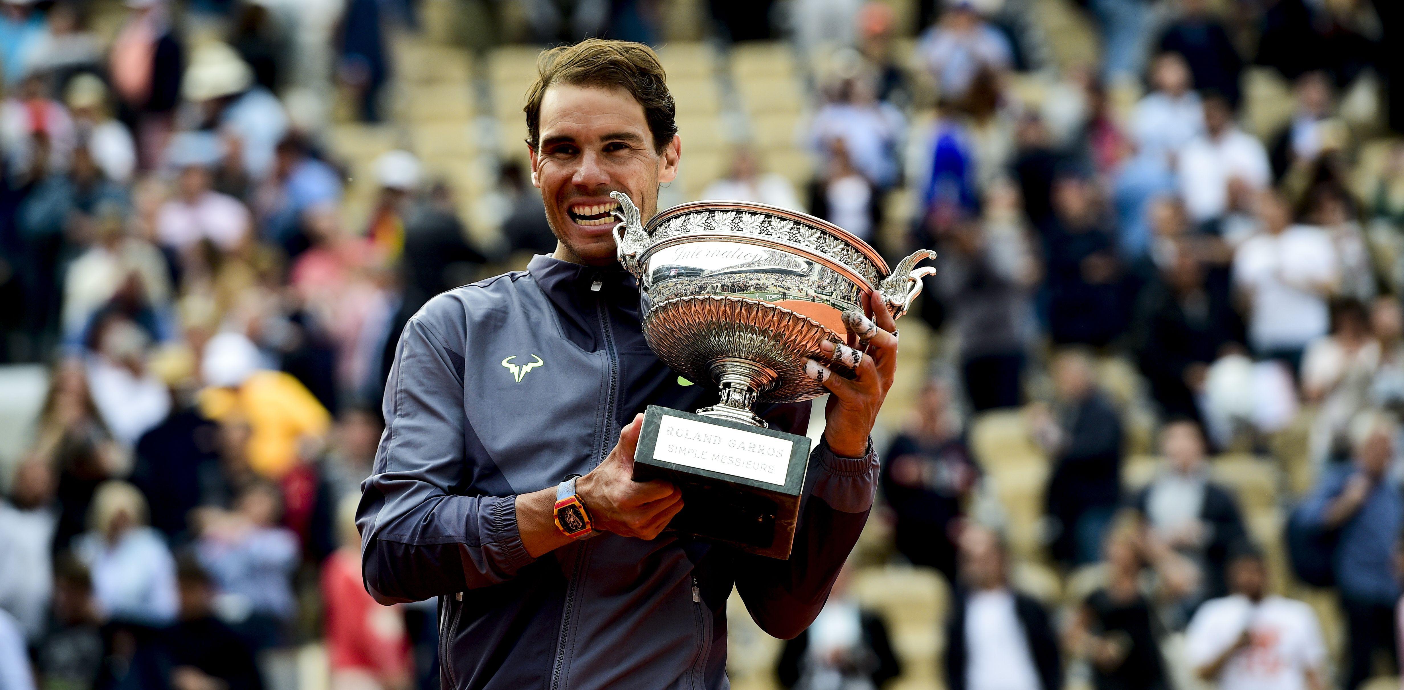 Tennis - Roland-Garros - Roland-Garros : Rafael Nadal, l'infernal refrain